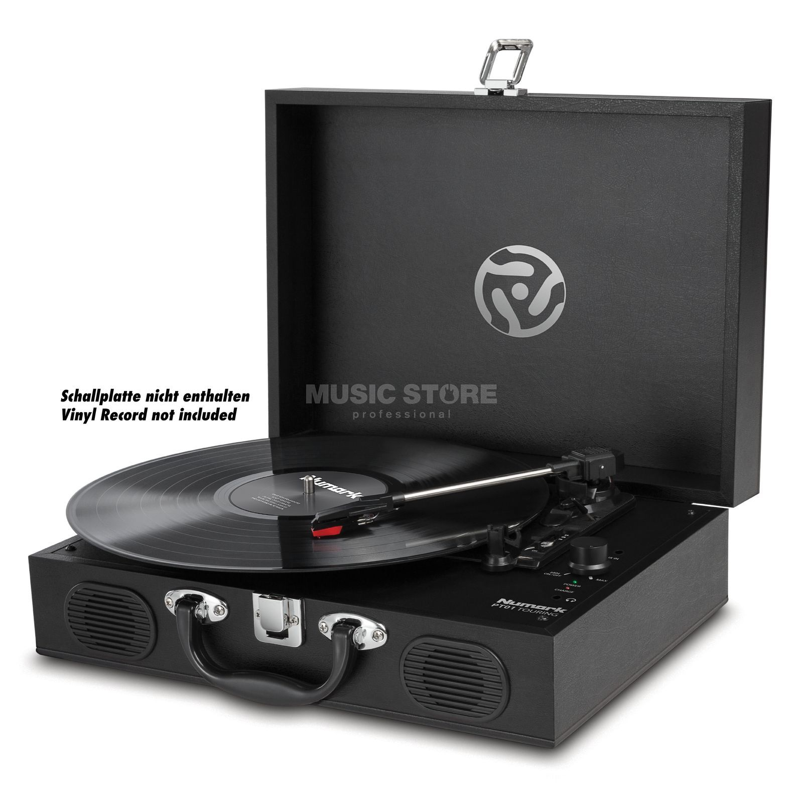 Numark PT01 Touring portable Turntable with USB Produktbillede