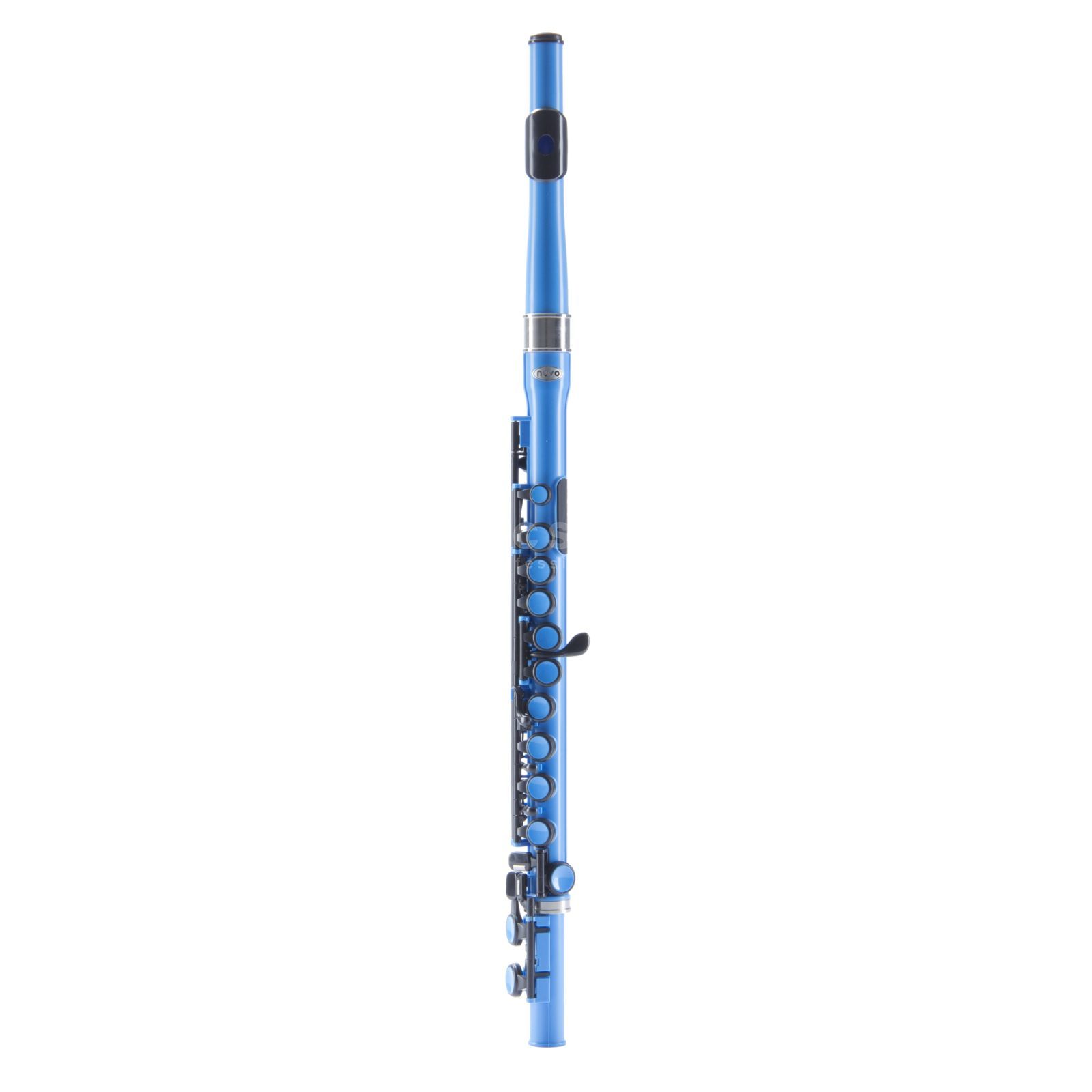 NUVO Student Flute Electric Blue  Product Image