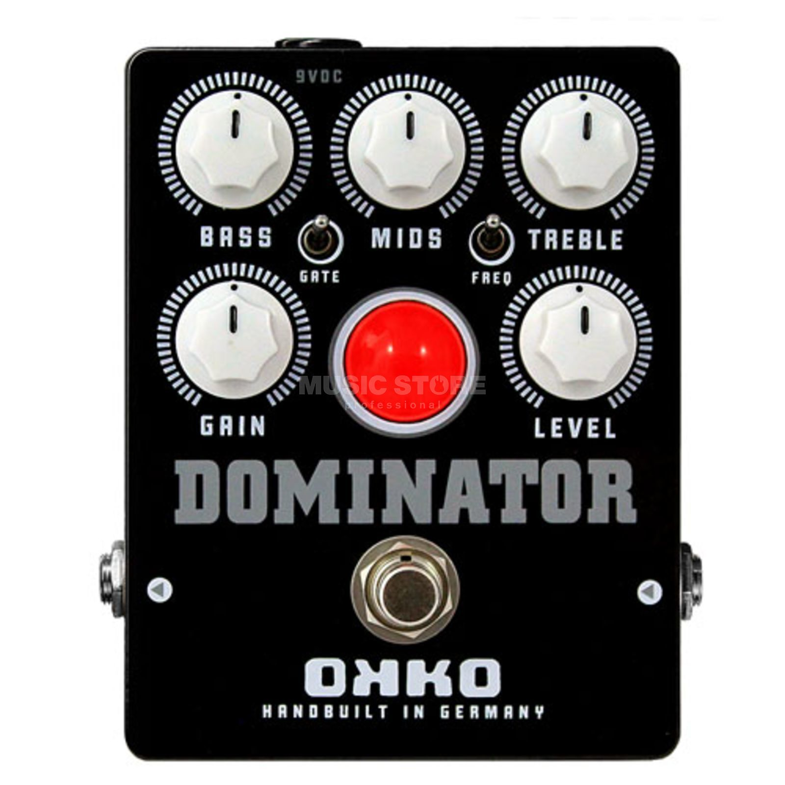 OKKO Guitar Effects Dominator Mk II Black Produktbild