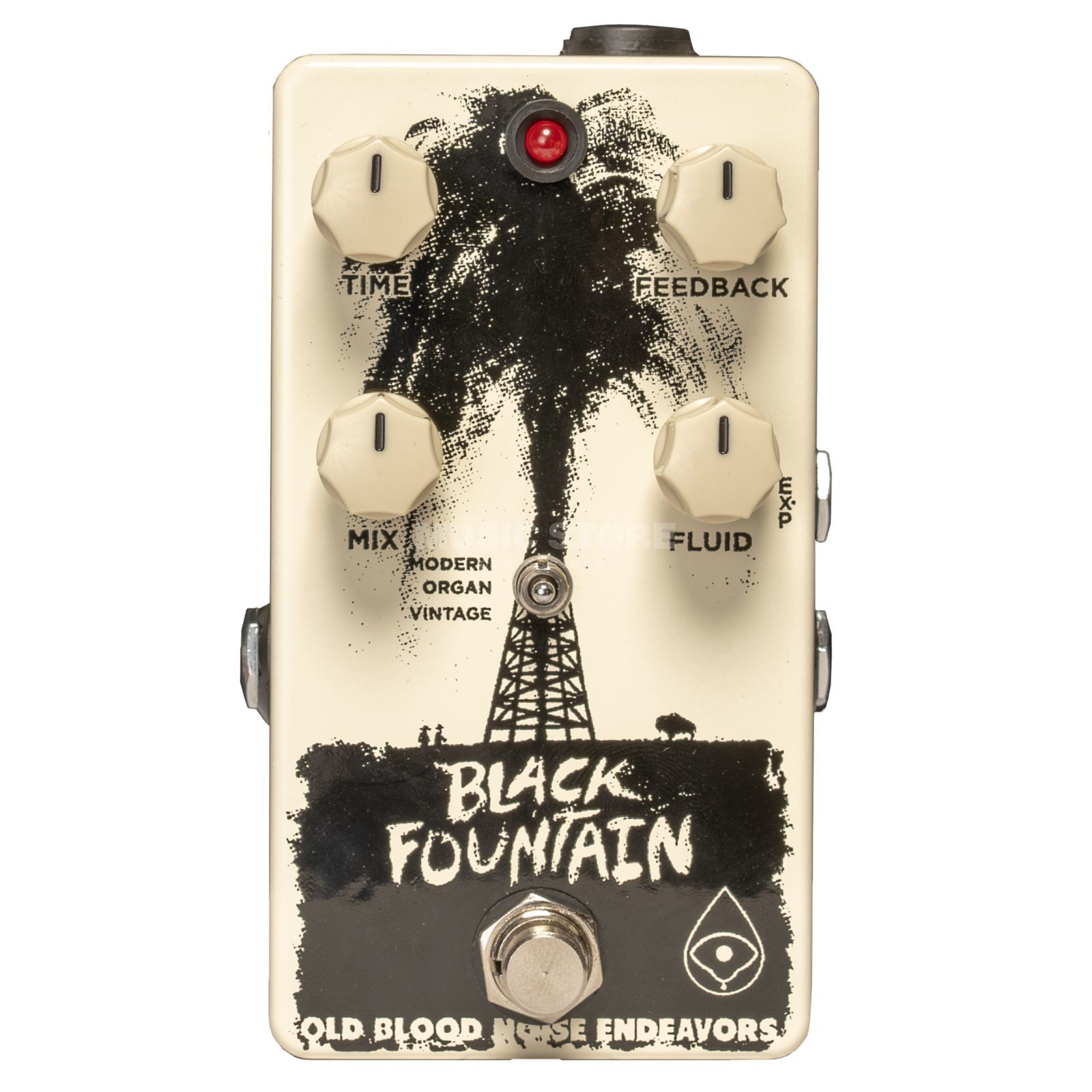 Old Blood Noise Black Fountain Product Image