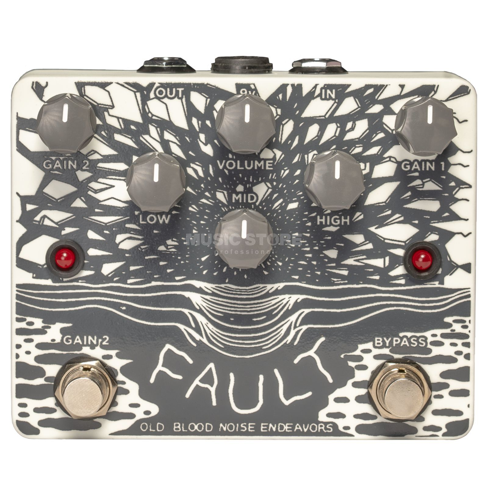 Old Blood Noise Fault Product Image