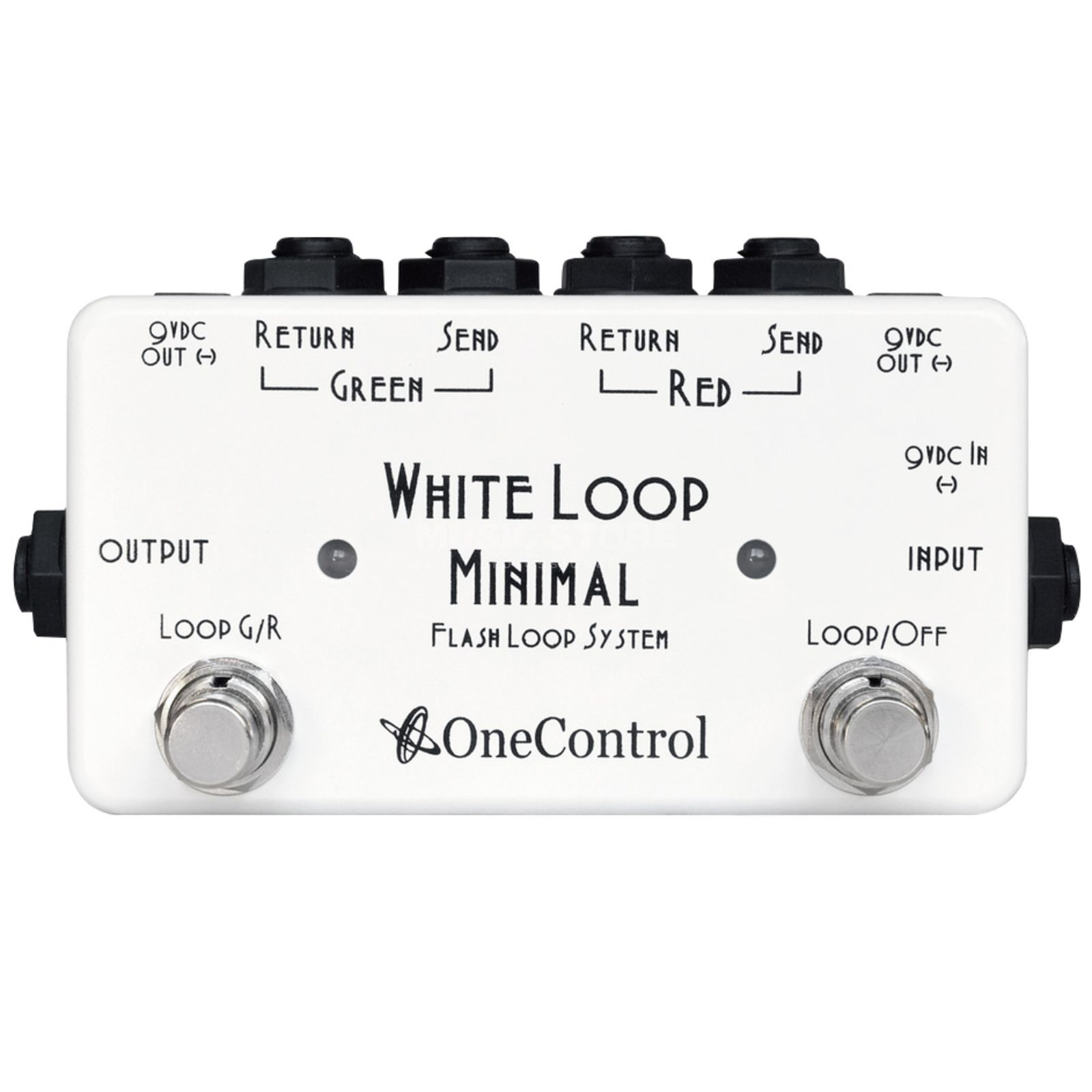 One Control White Loop Produktbild