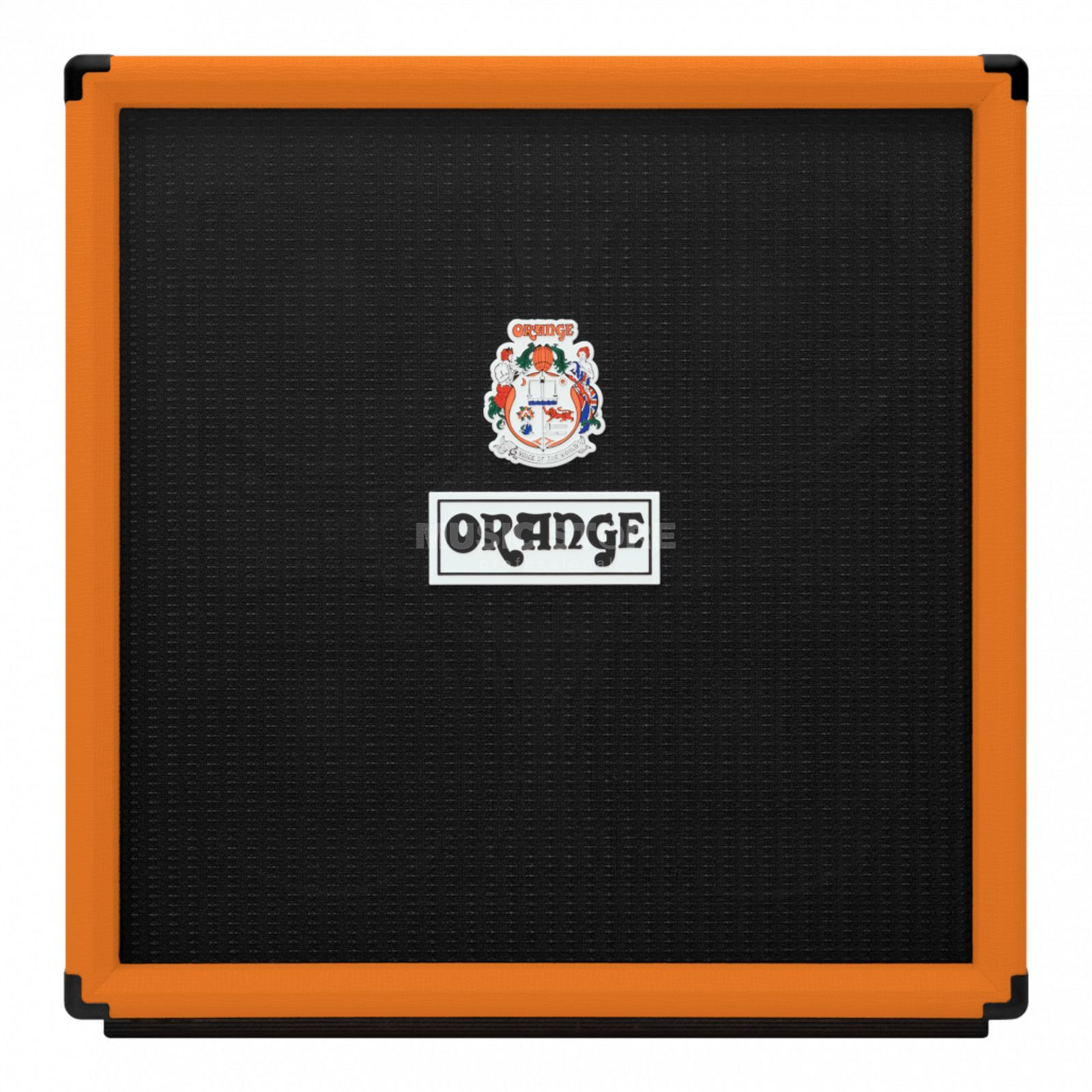 "Orange 4x10 Box 600 Watt (8 Ohms) 4x10"" Speaker + Horn Product Image"