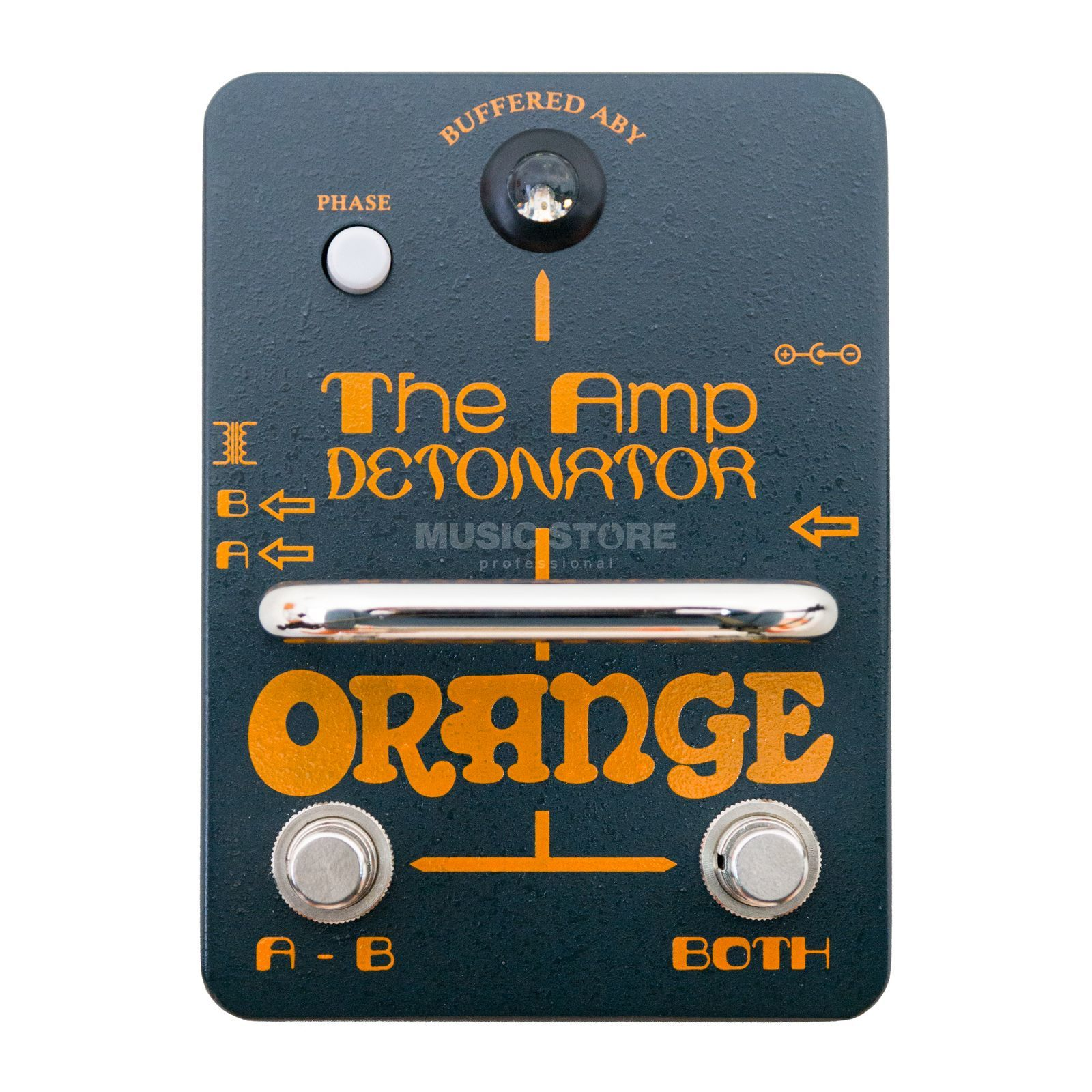 Orange Amp Detonator Pedal ABY Box Product Image