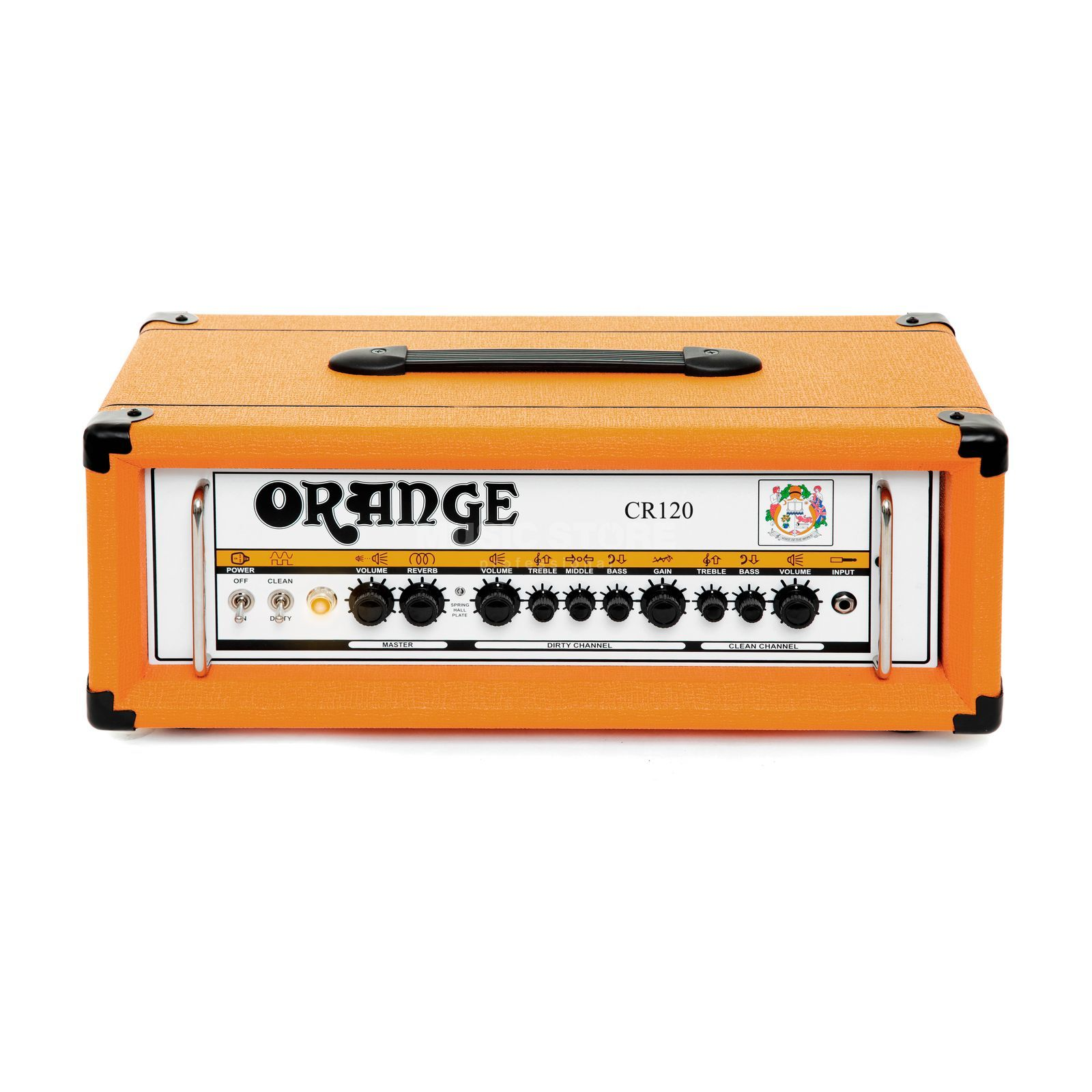 Orange Crush CR120H Head  Produktbillede