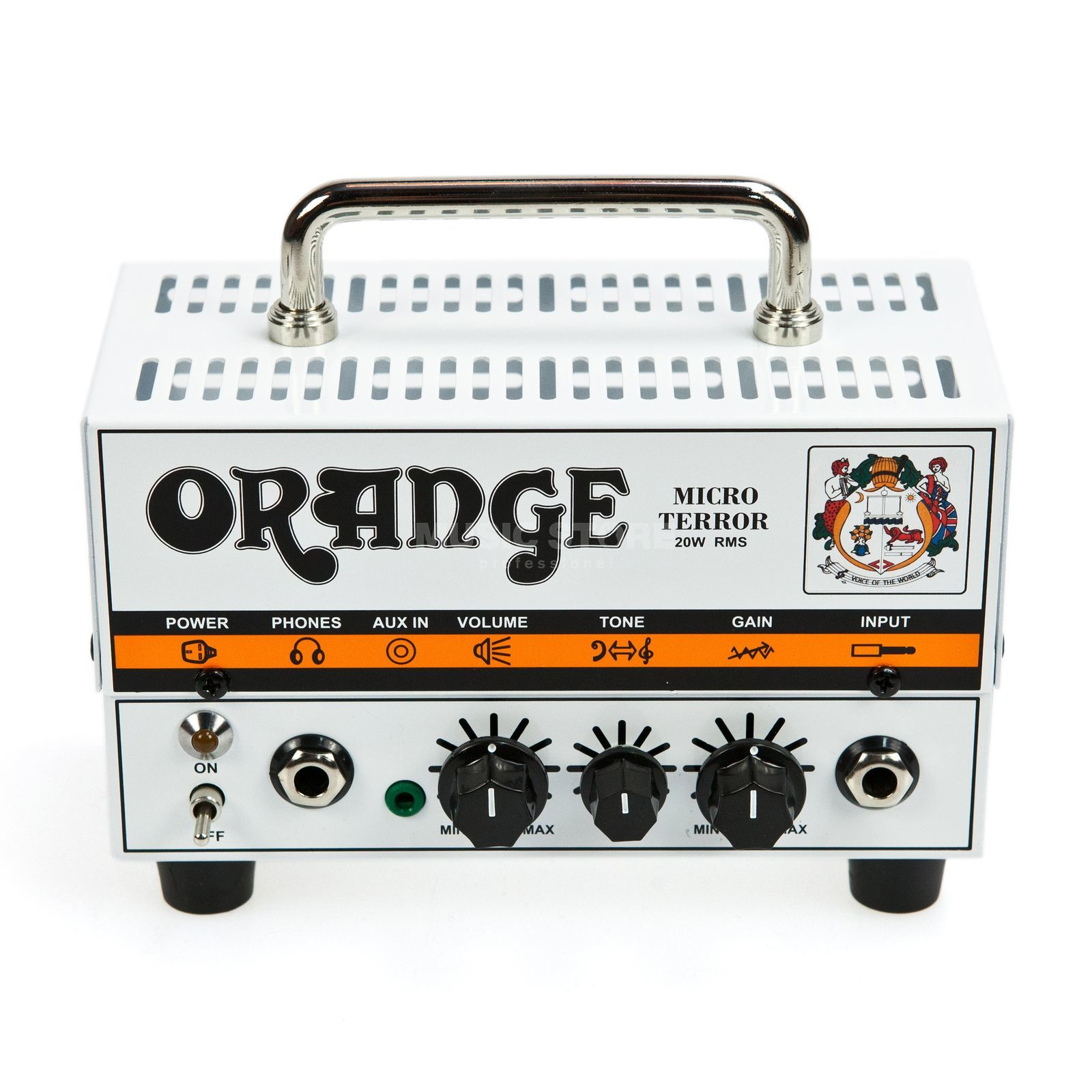 Orange Micro Terror Guitar Amplifier  Head   Product Image