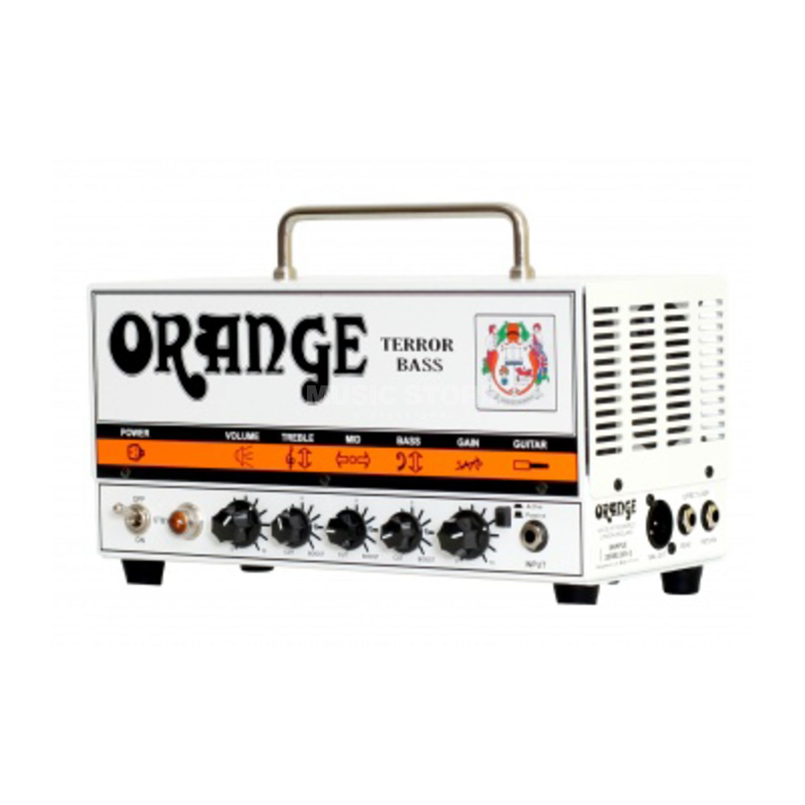 Orange Terror Bass 500 Head Produktbild