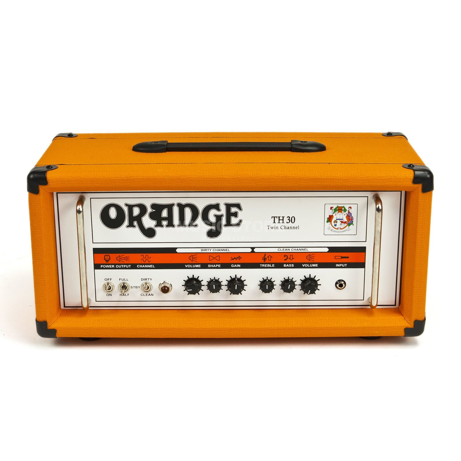 Orange TH30 Guitar Valve Amp Head    Produktbillede