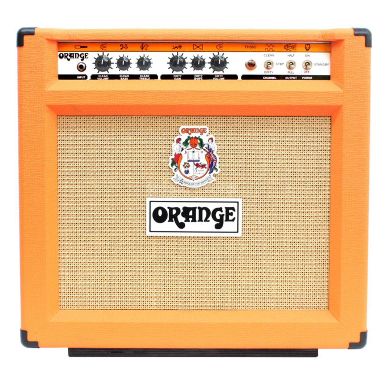 Orange Thunder 30 Combo    Produktbillede