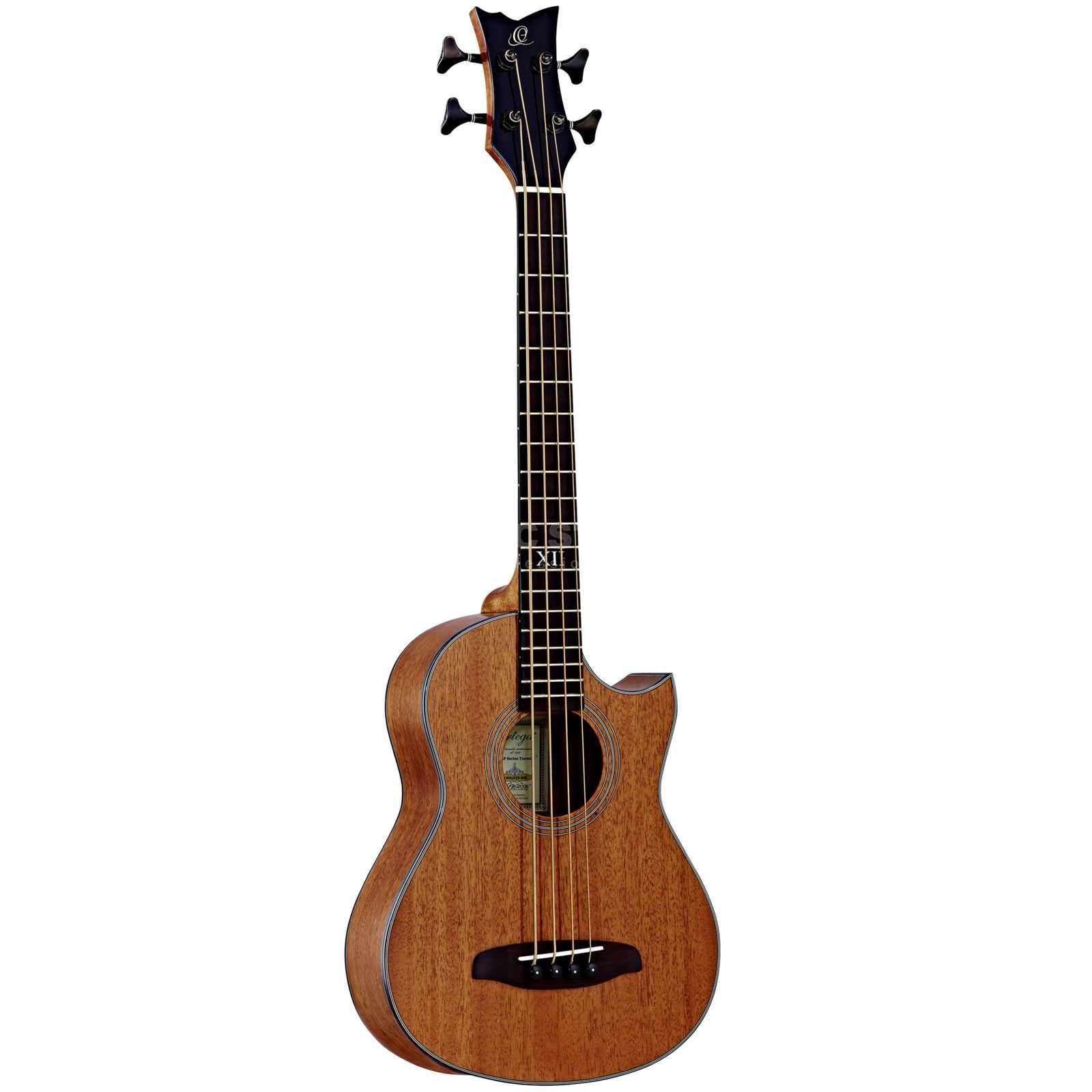 Ortega D-WALKER MM Mahogany Productafbeelding