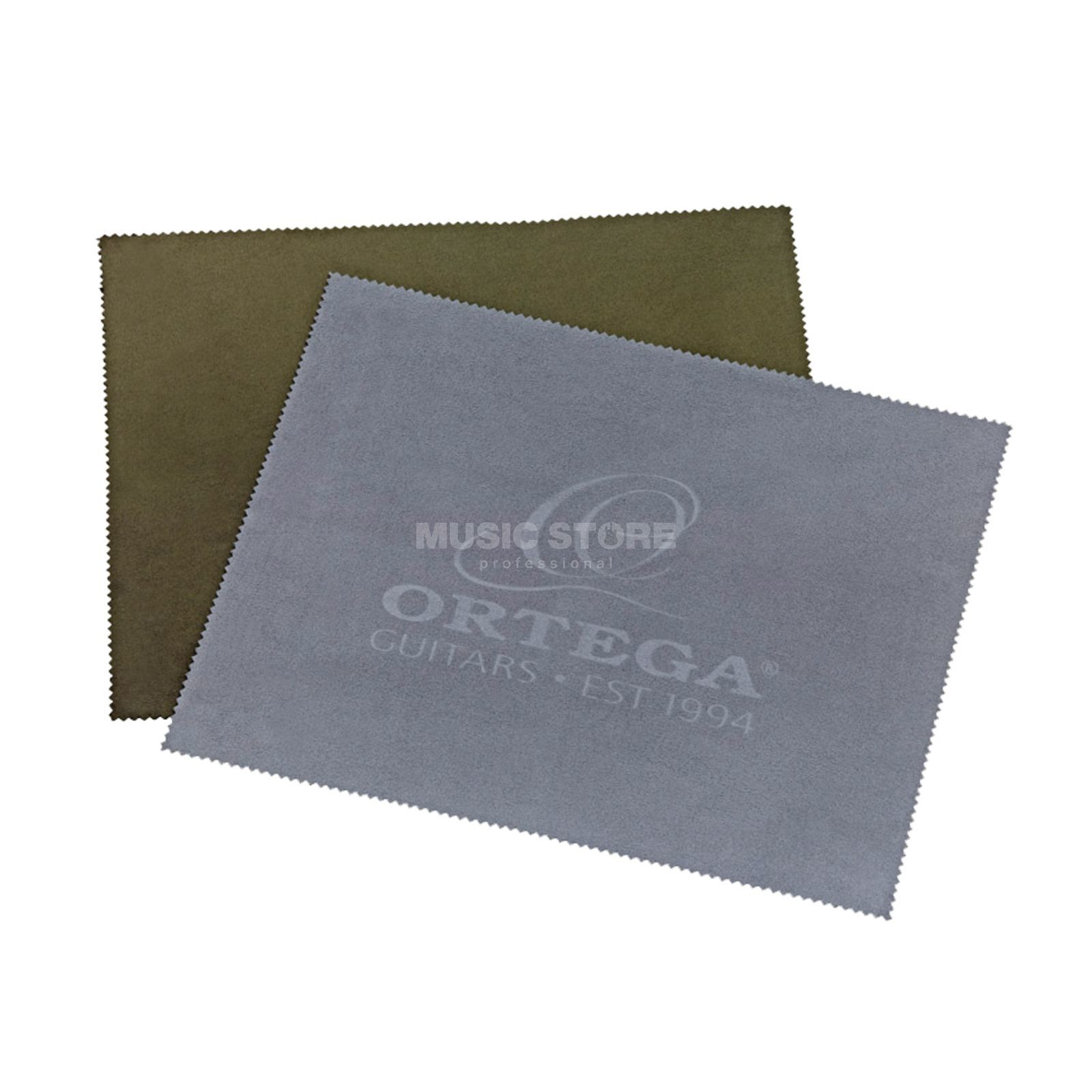 Ortega OPC-GR/LG Polish Cloth Green/Light Grey Product Image