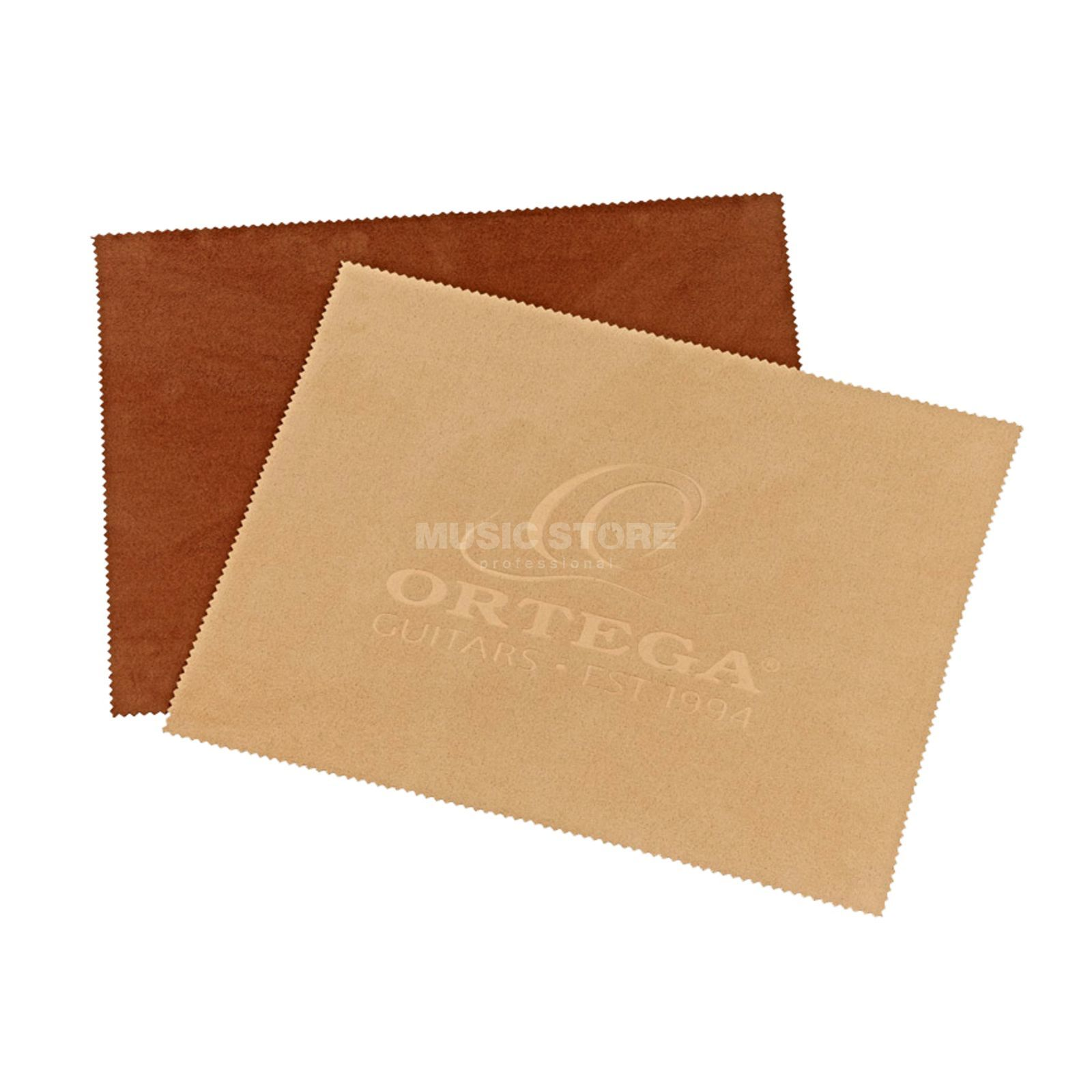 Ortega OPC-LY/LB Polish Cloth Light Yellow/Light Brown Produktbild