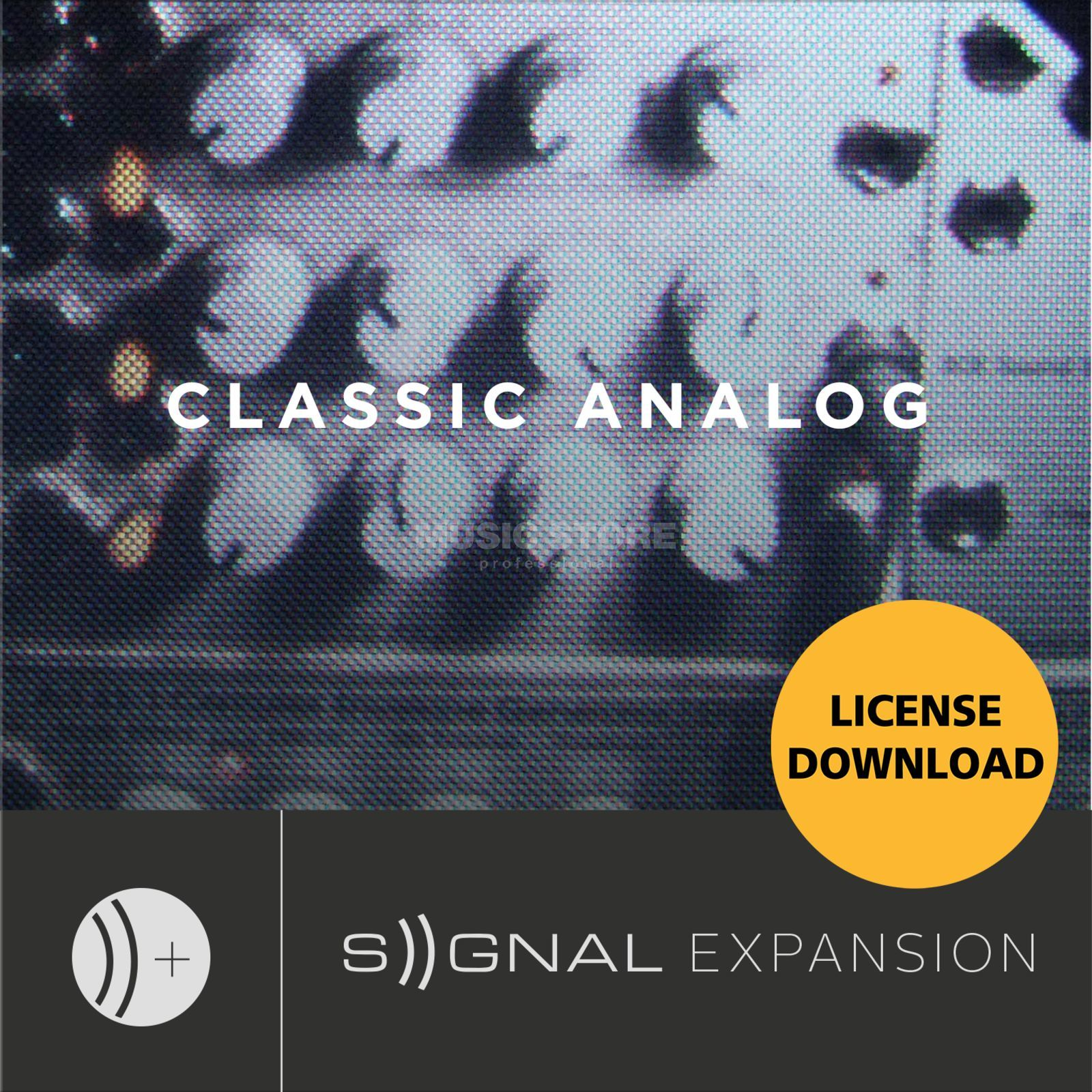 output EXP CLASSIC ANALOG License Code Produktbild