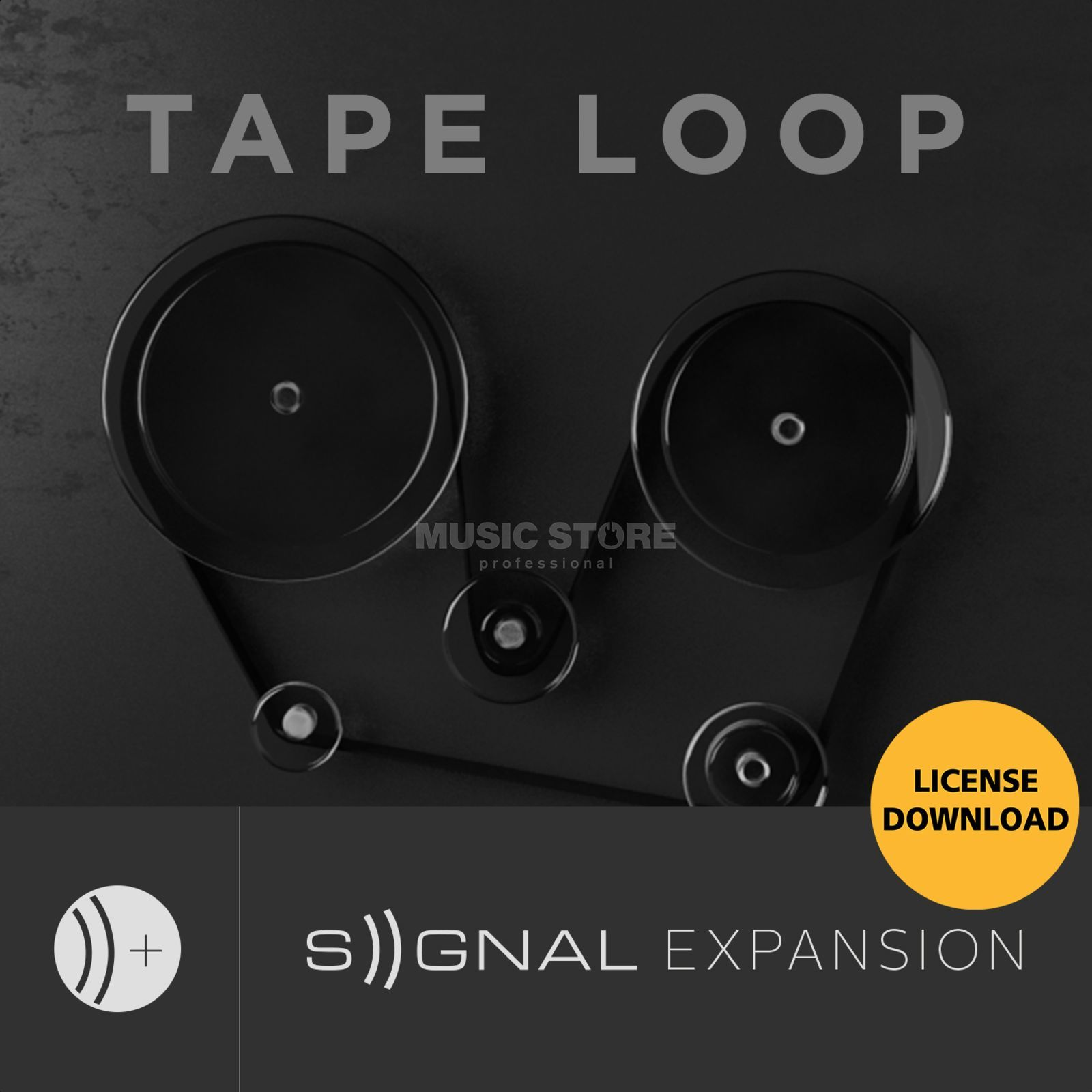 output EXP TAPE LOOP (CODE) EXPANSION SIGNAL Produktbild