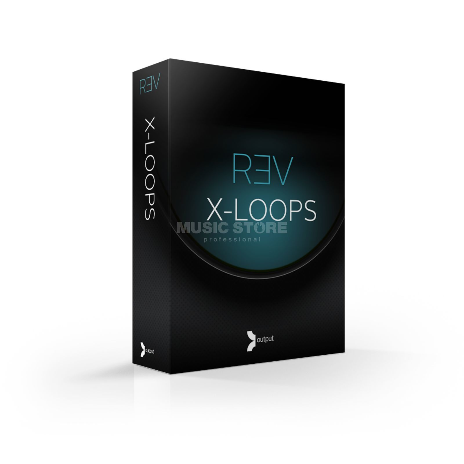 output REV X-LOOPS CG (CODE) Crossgrade REV user Produktbild