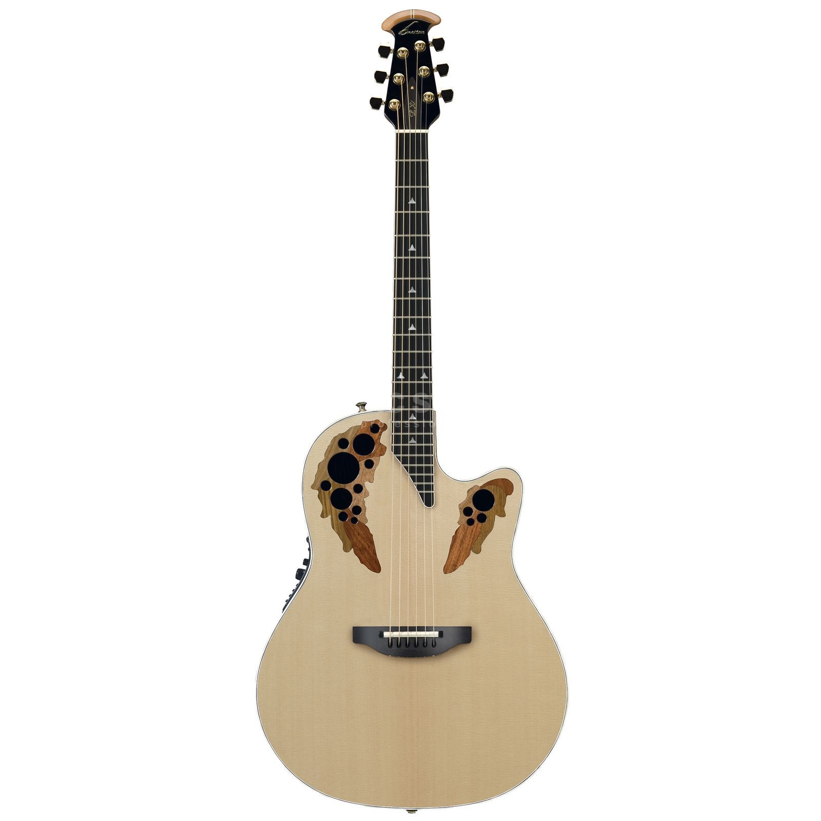 Ovation 2078AX-4 NT Elite Natural Product Image