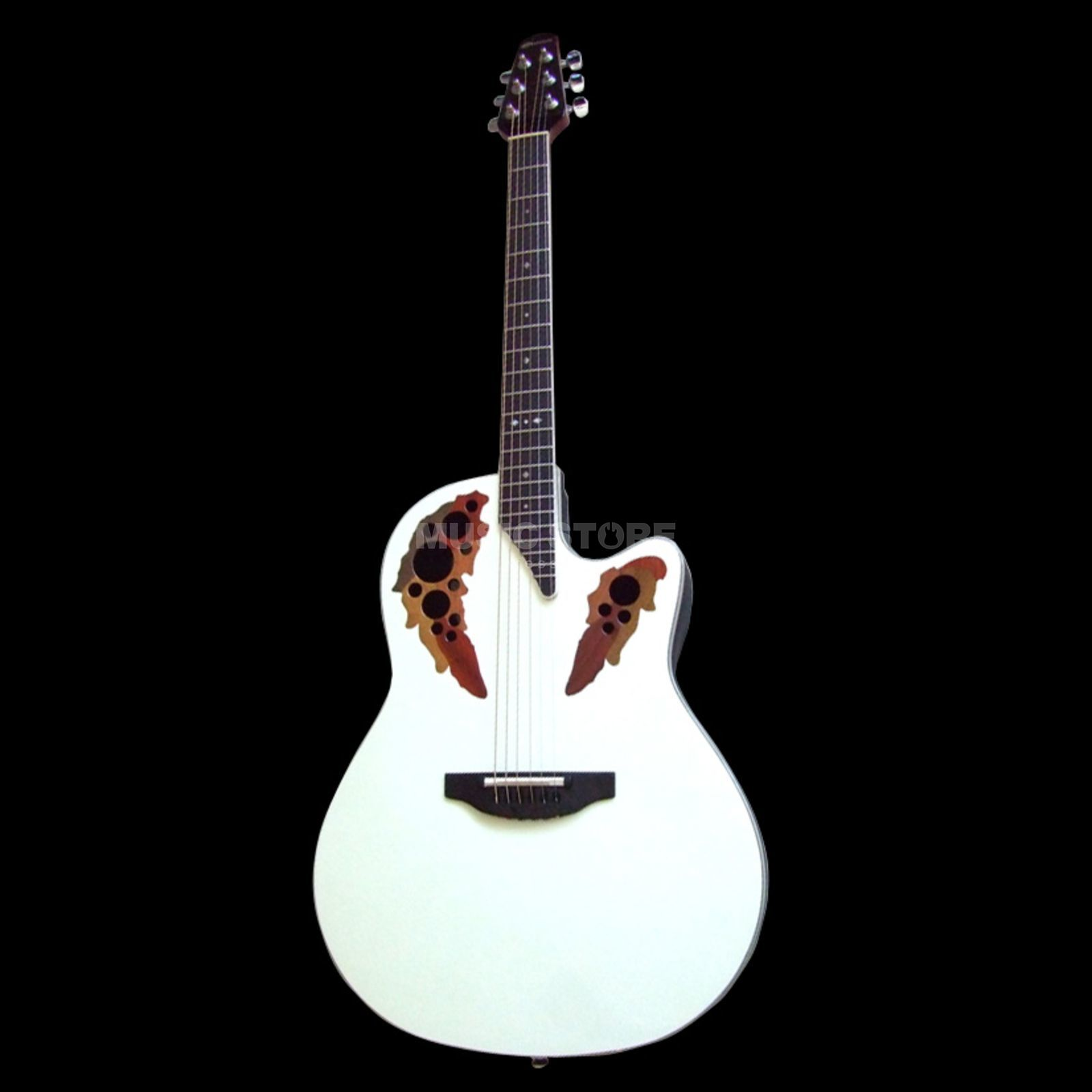 Ovation 2778AX-6P White Pearl Produktbillede