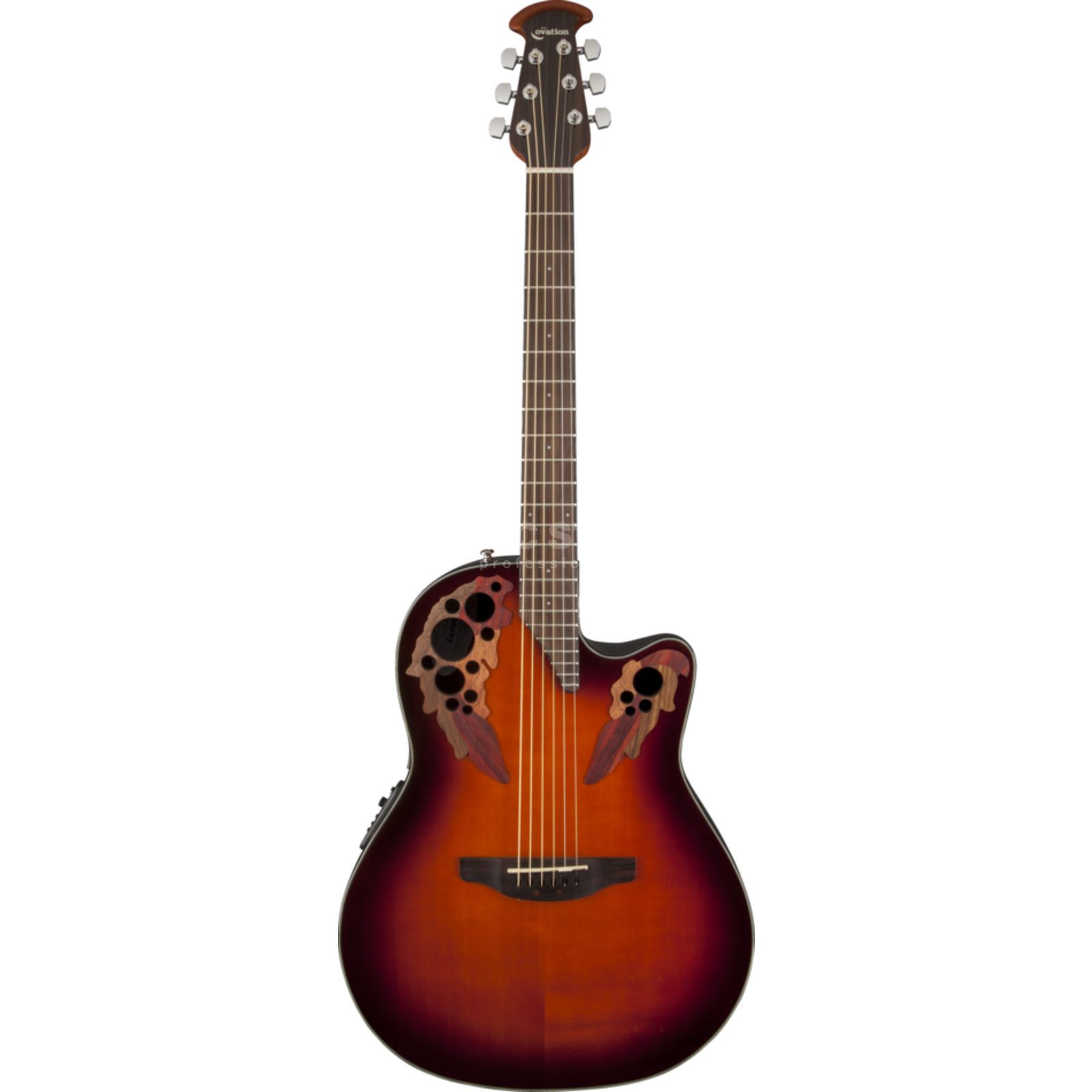 Ovation CE44-1 Celebrity Elite SB Sunburst Produktbild