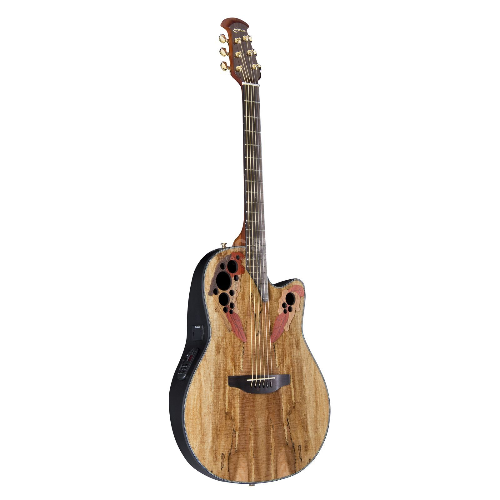 Ovation CE44P-SM Celebrity Elite Spalted Maple Produktbillede