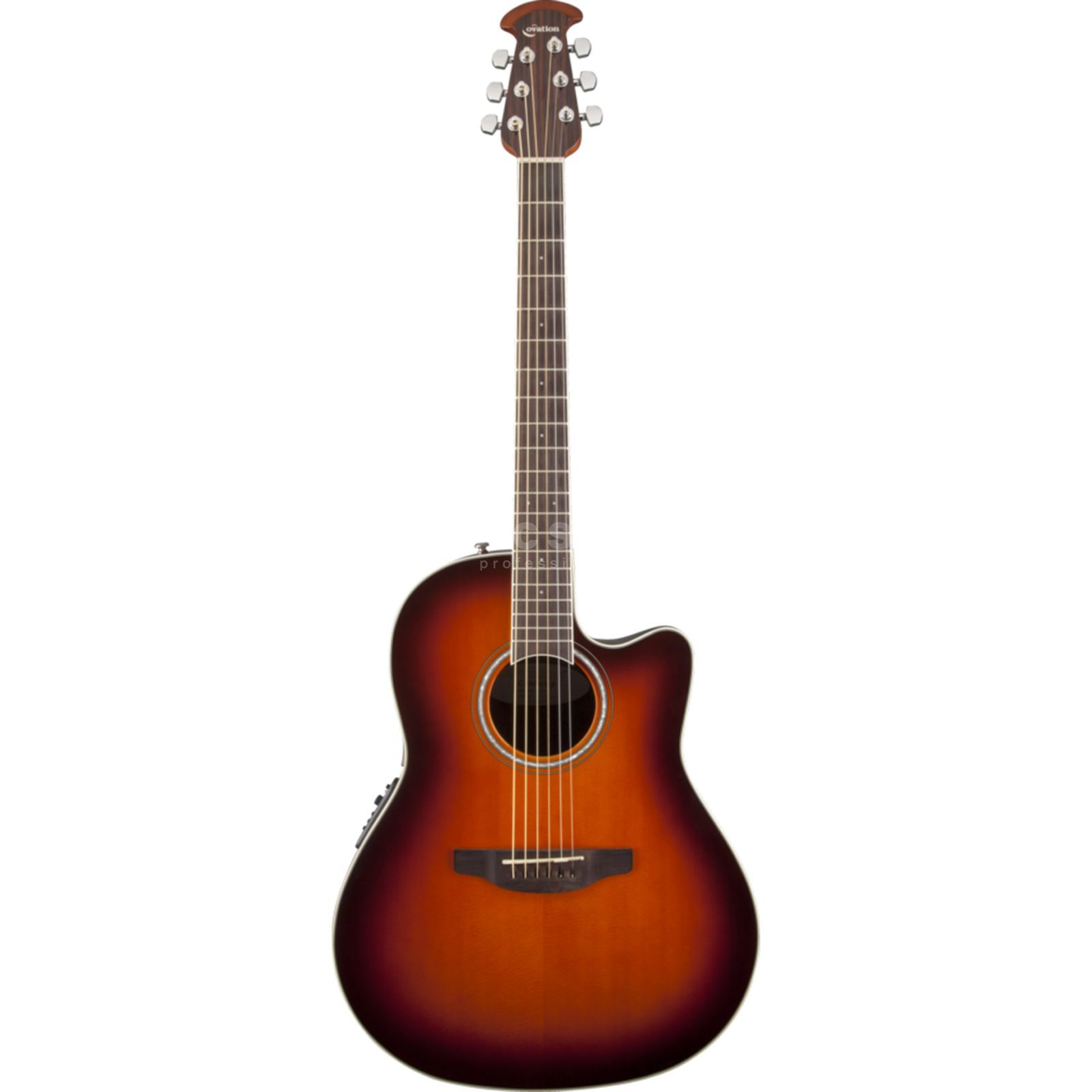 Ovation CS24-1 Celebrity Standard SB Sunburst Produktbild