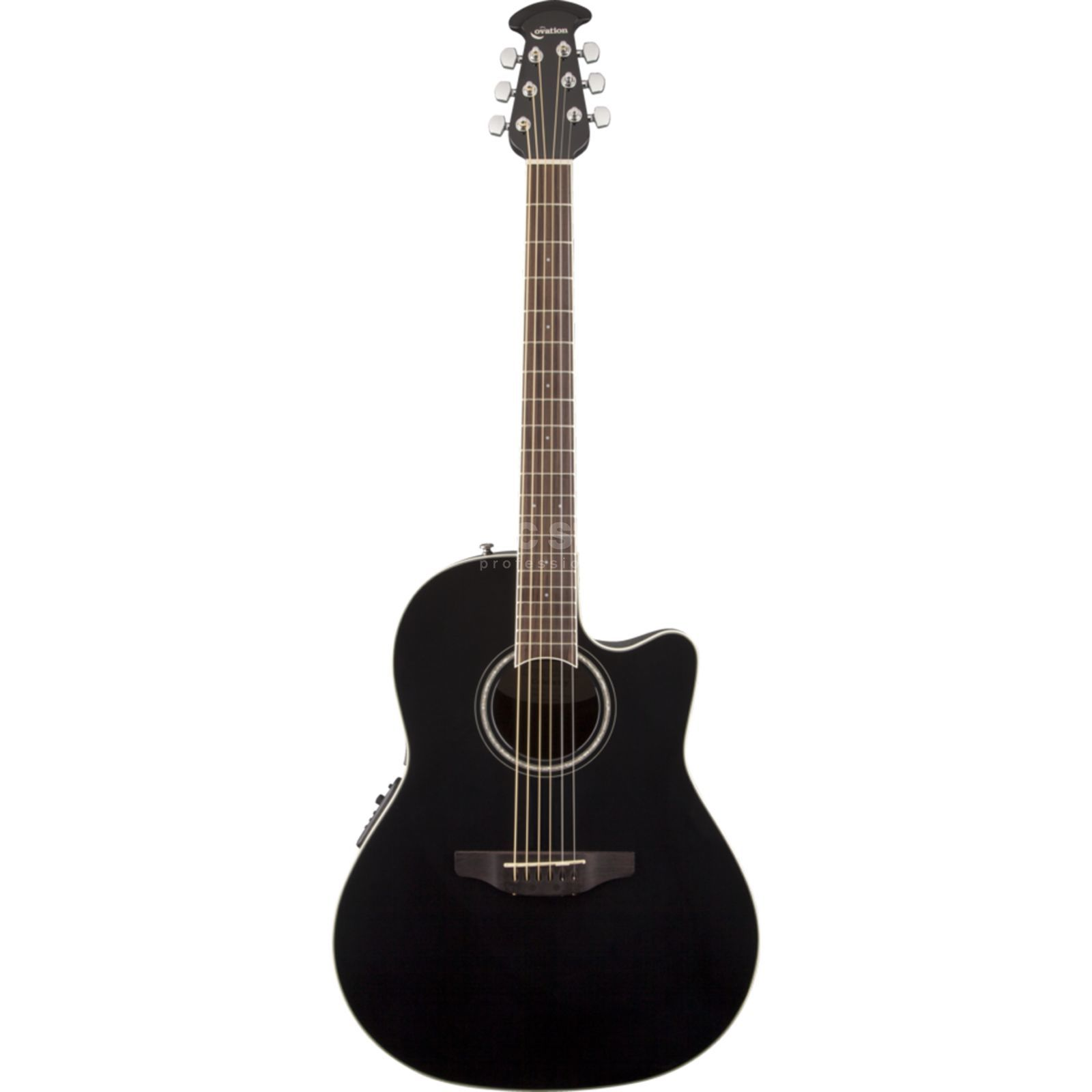 Ovation CS24-5 Celebrity Standard BK Black Produktbild
