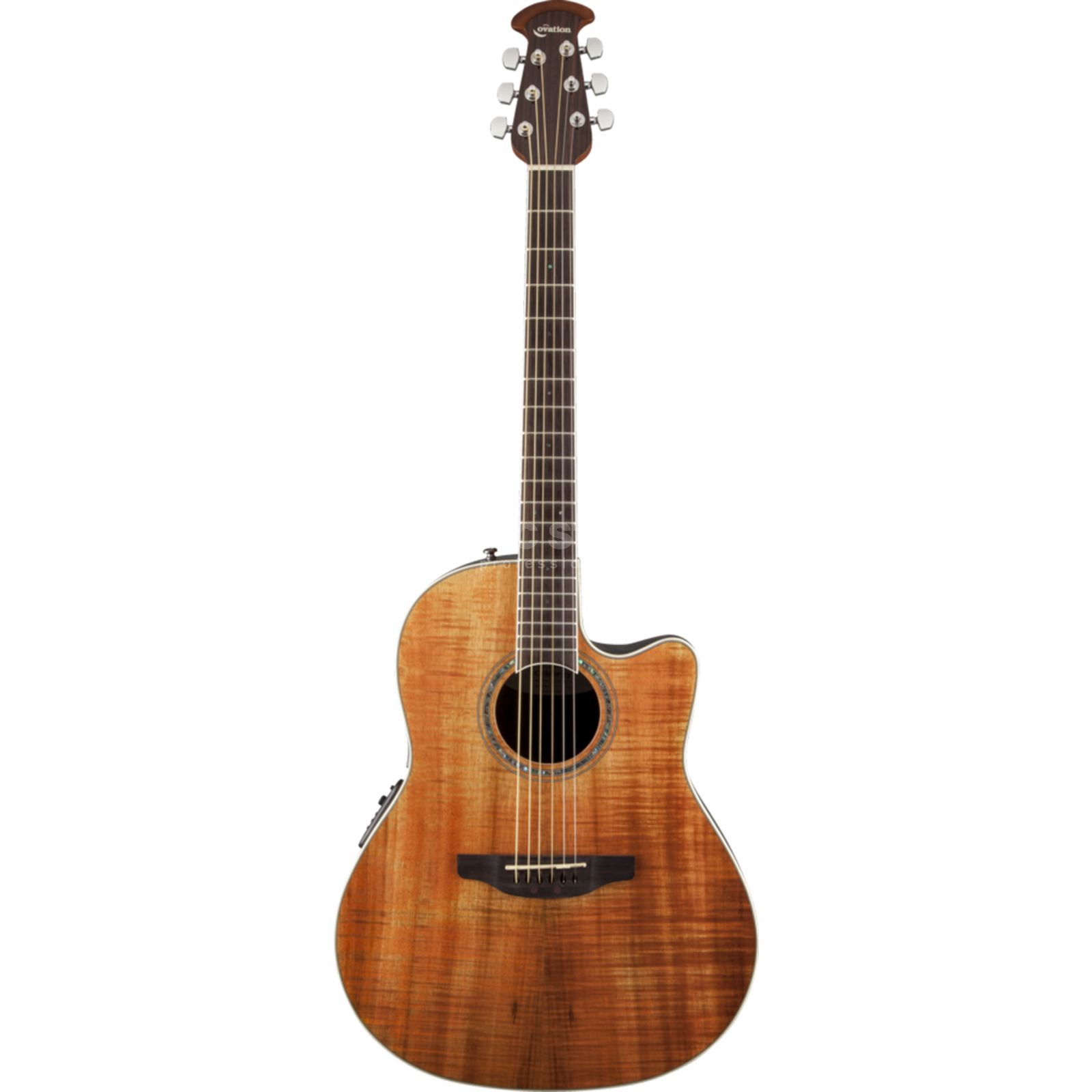 Ovation CS24P-FKOA Celebrity Std. Plus Flamed Koa Produktbild
