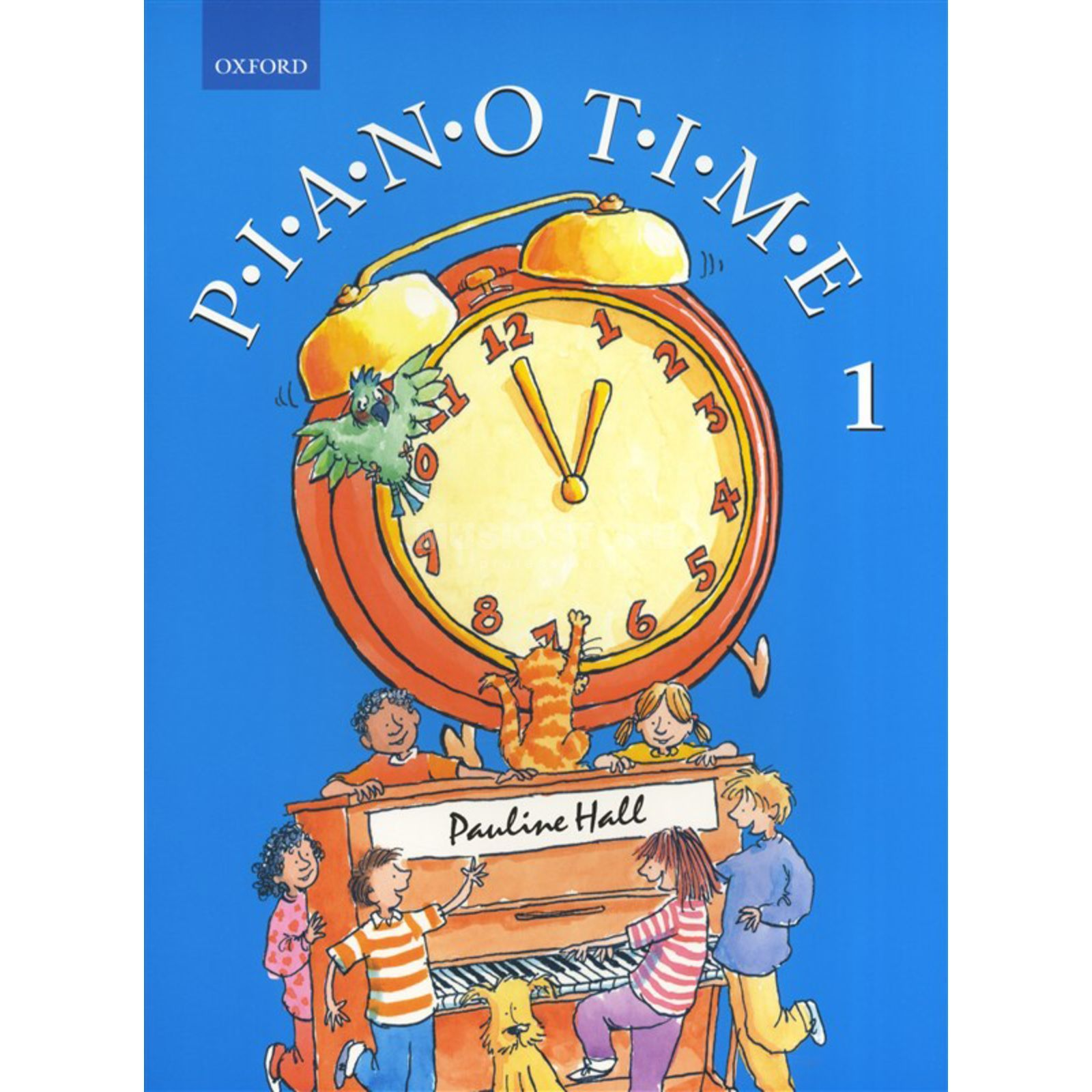 Oxford University Press Piano Time 1 Pauline Hall Produktbild