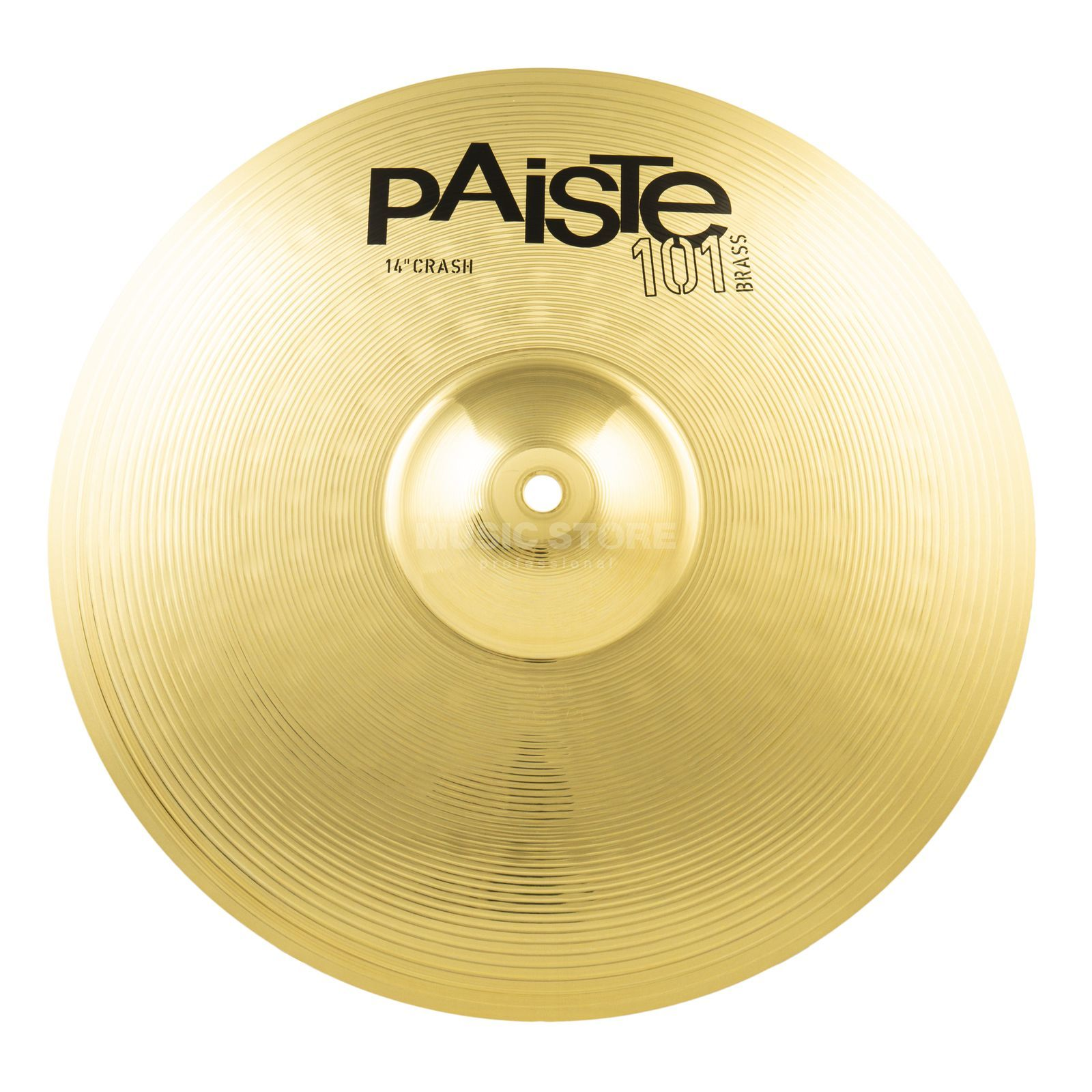 "Paiste 101 Brass Crash 14""  Produktbillede"