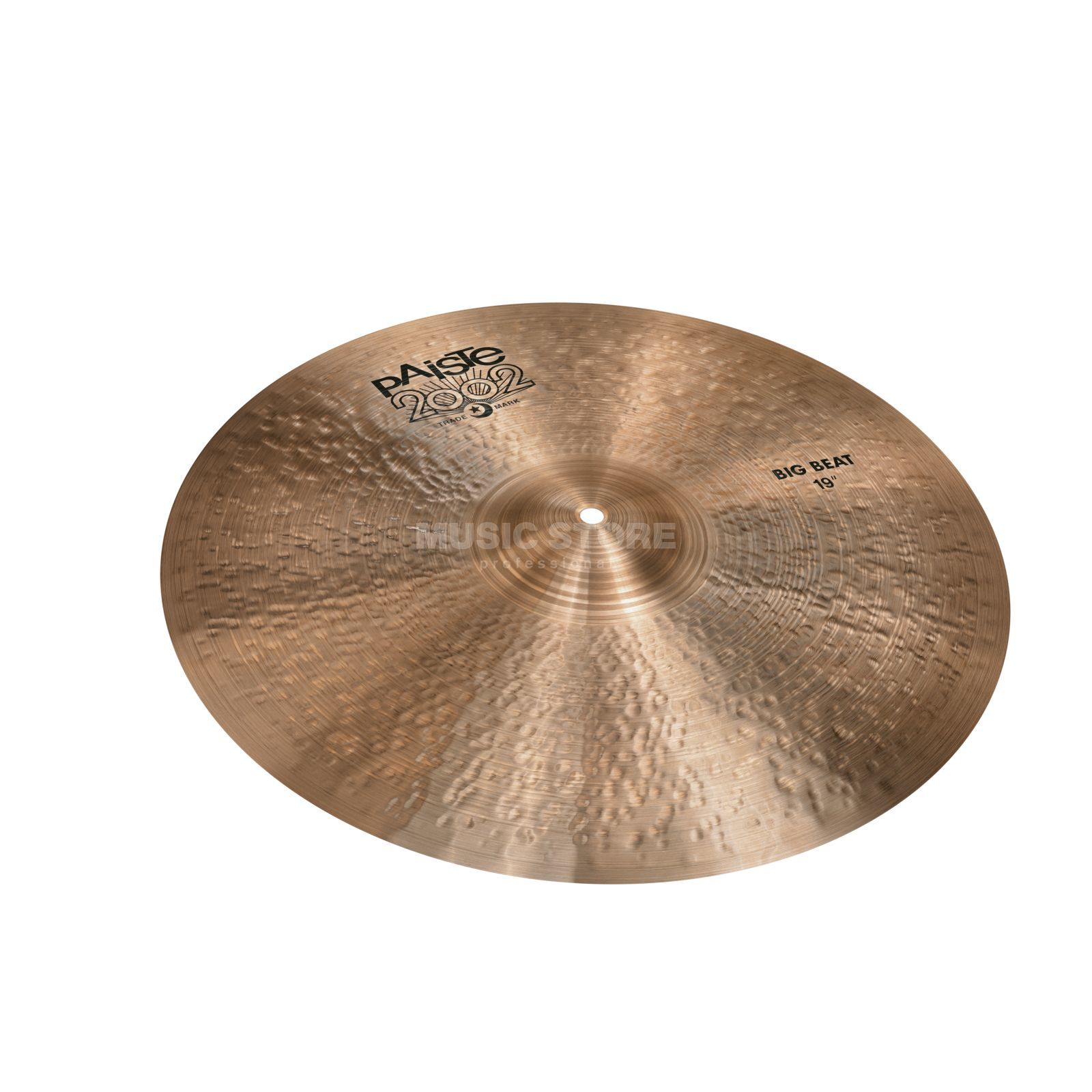 "Paiste 2002 Black Big Beat 19"" Product Image"