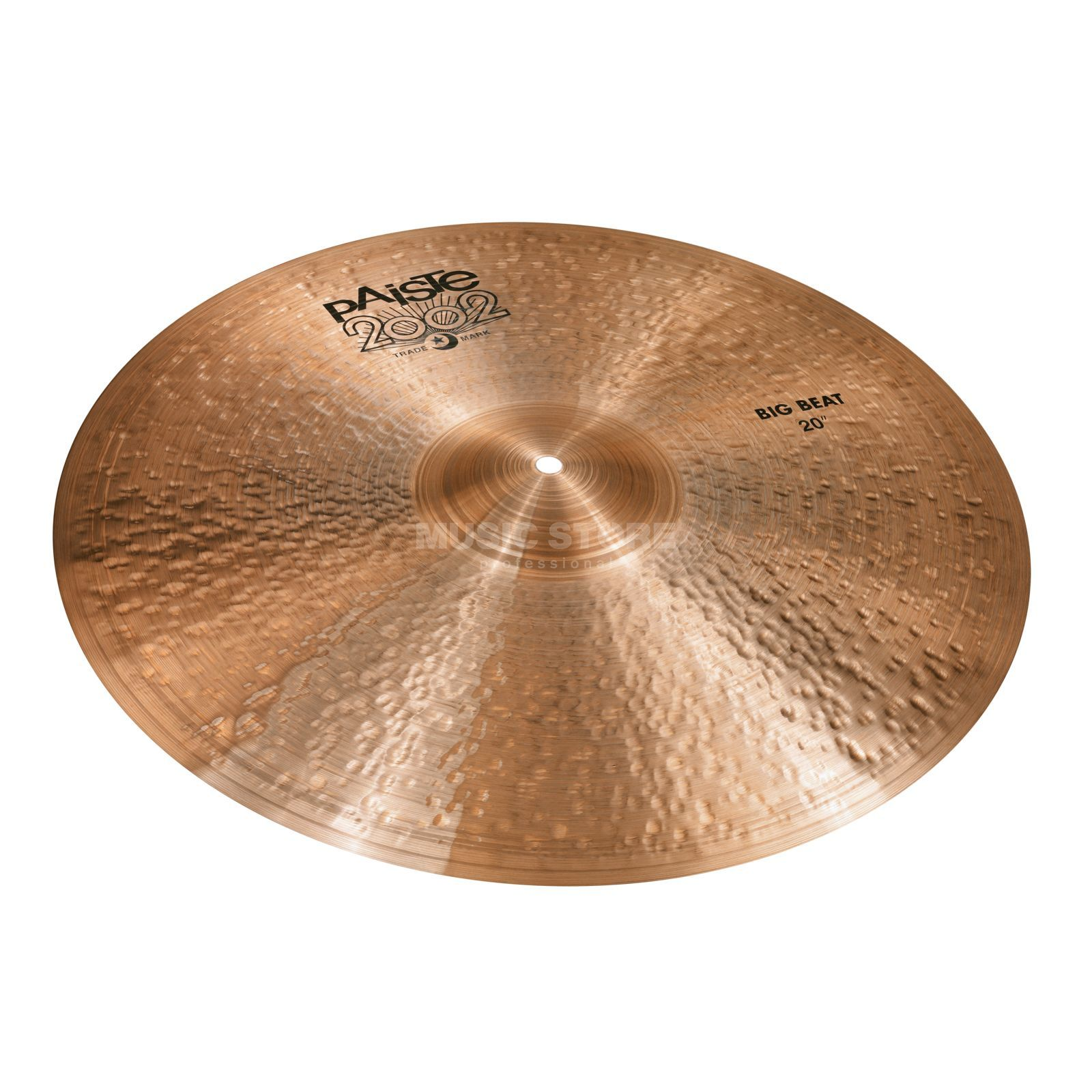"Paiste 2002 Black Big Beat 20"" Product Image"