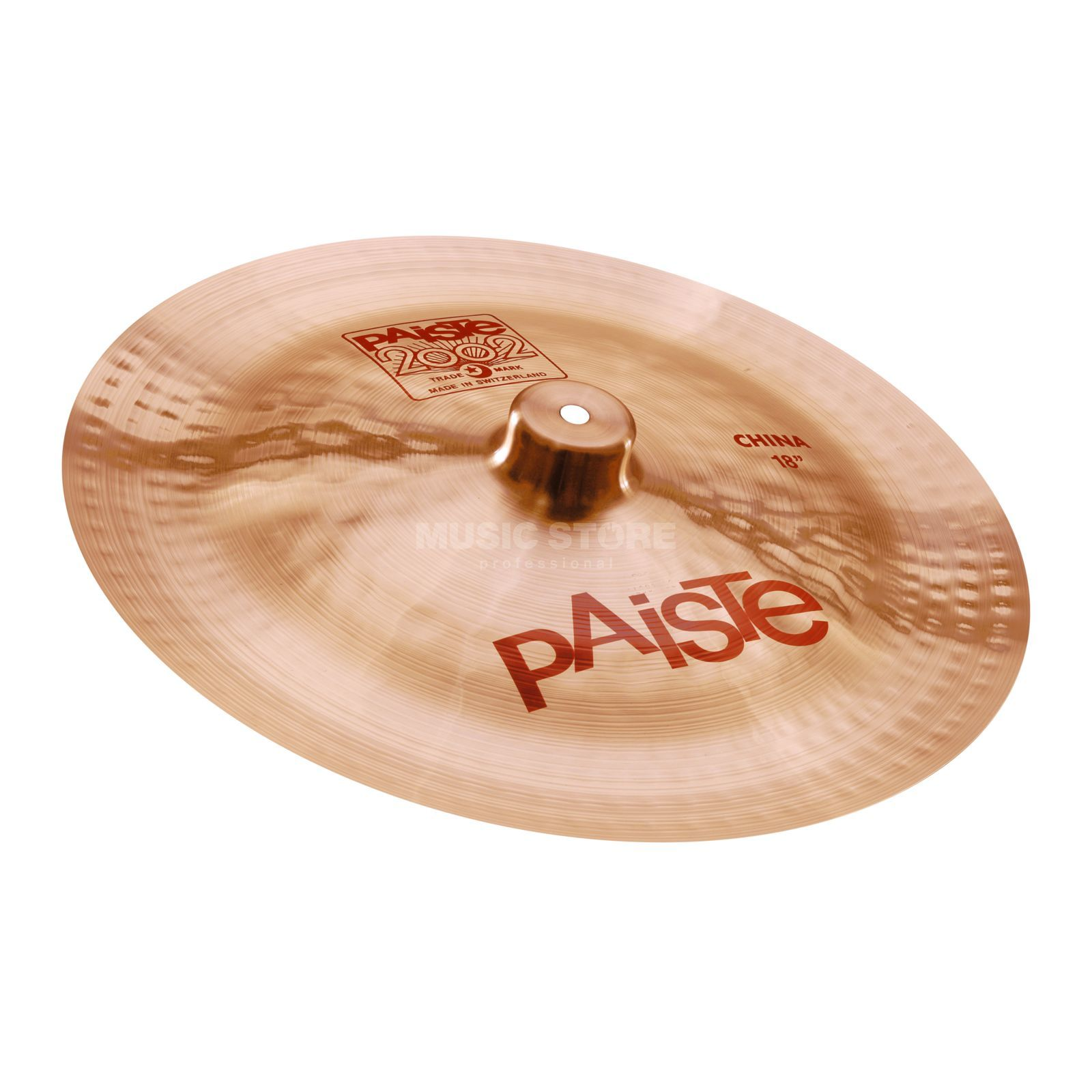 "Paiste 2002 China 18""  Produktbild"