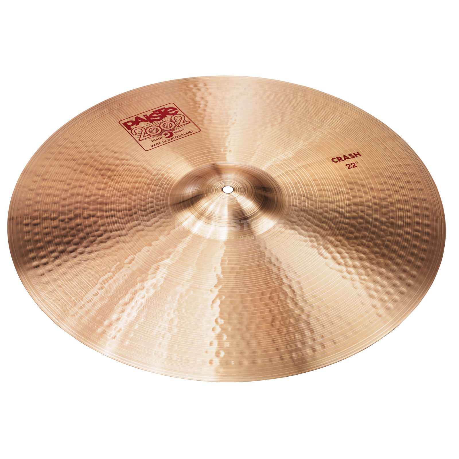"Paiste 2002 Crash 22""  Produktbild"