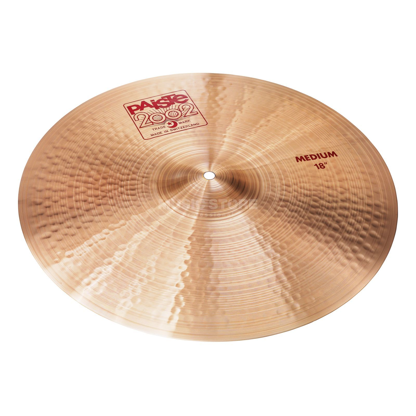 "Paiste 2002 Medium Crash 18""  Produktbild"