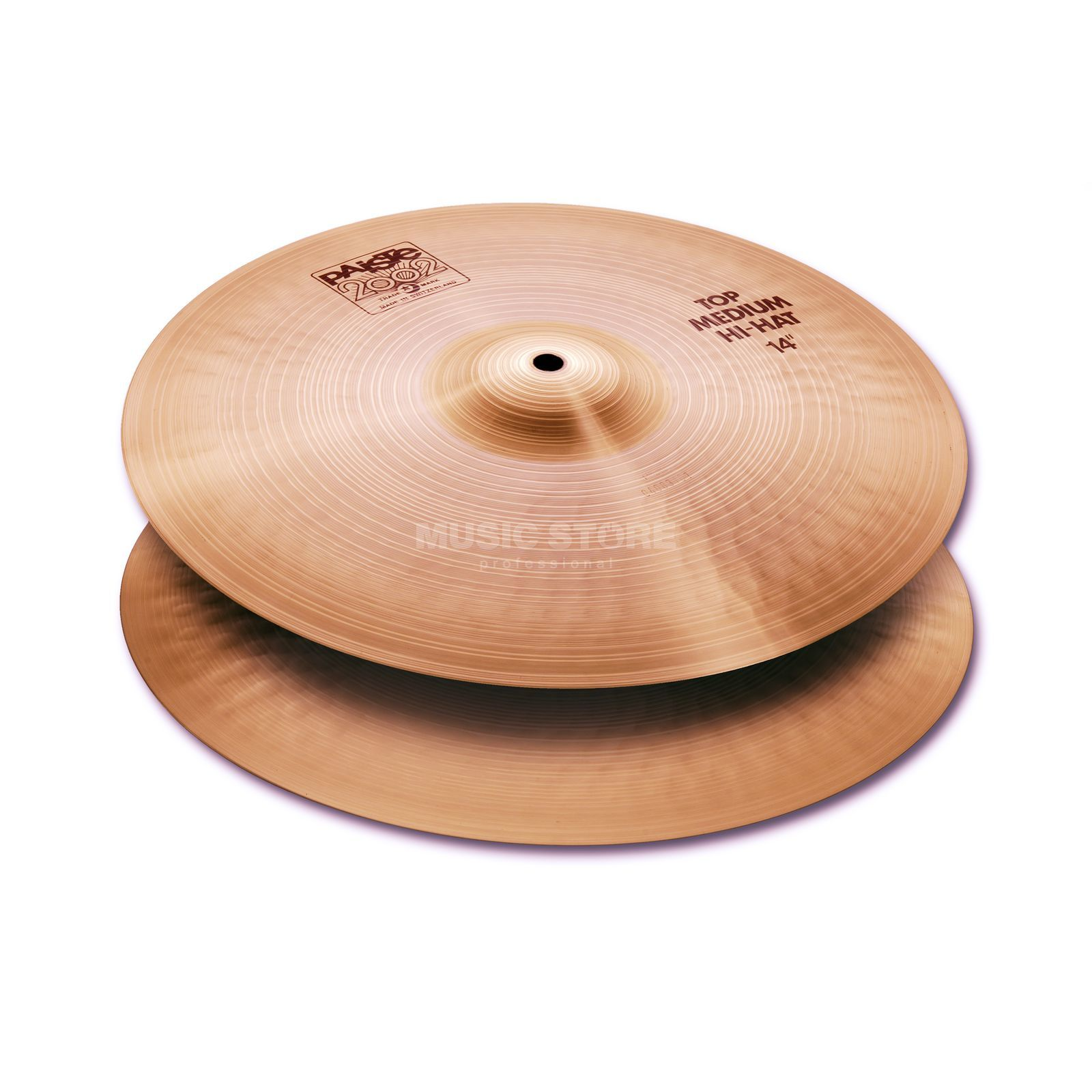 "Paiste 2002 Medium HiHat 14""  Productafbeelding"