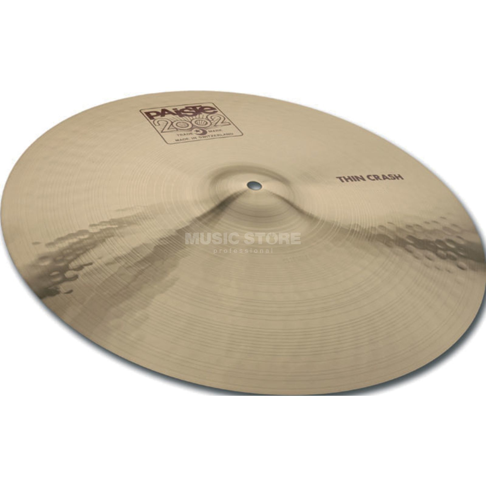 "Paiste 2002 Thin Crash 17""  Produktbild"