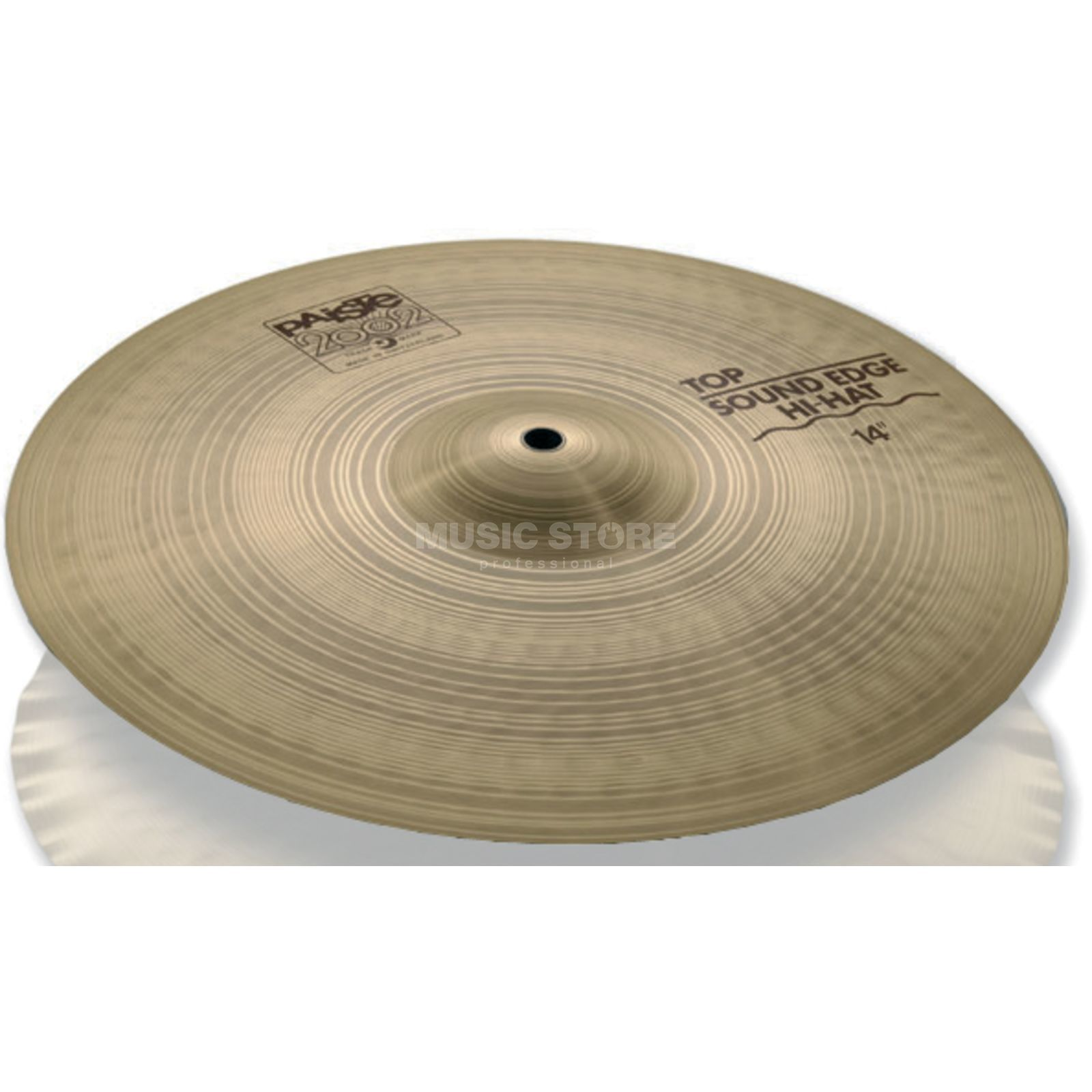 "Paiste 2003 Sound Edge HiHat 14"", only Top-Cymbal Produktbillede"