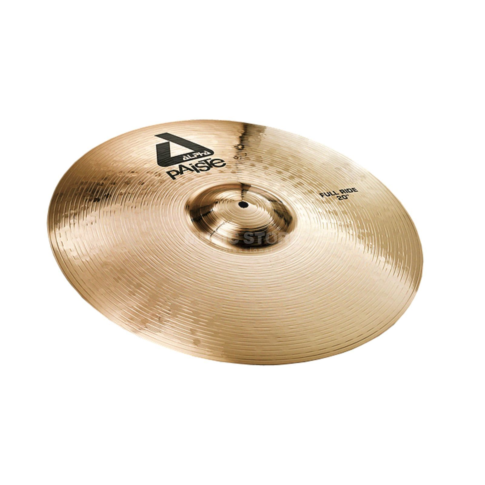 "Paiste Alpha Full Ride 20"", Brilliant Produktbild"