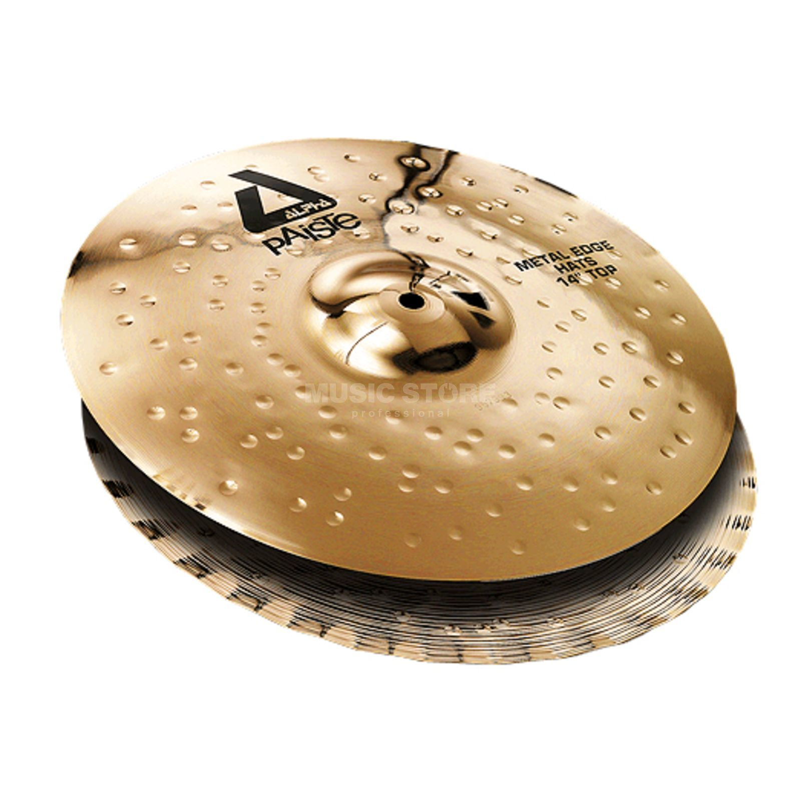 "Paiste Alpha Metal Edge HiHat 14"", Brilliant Produktbild"