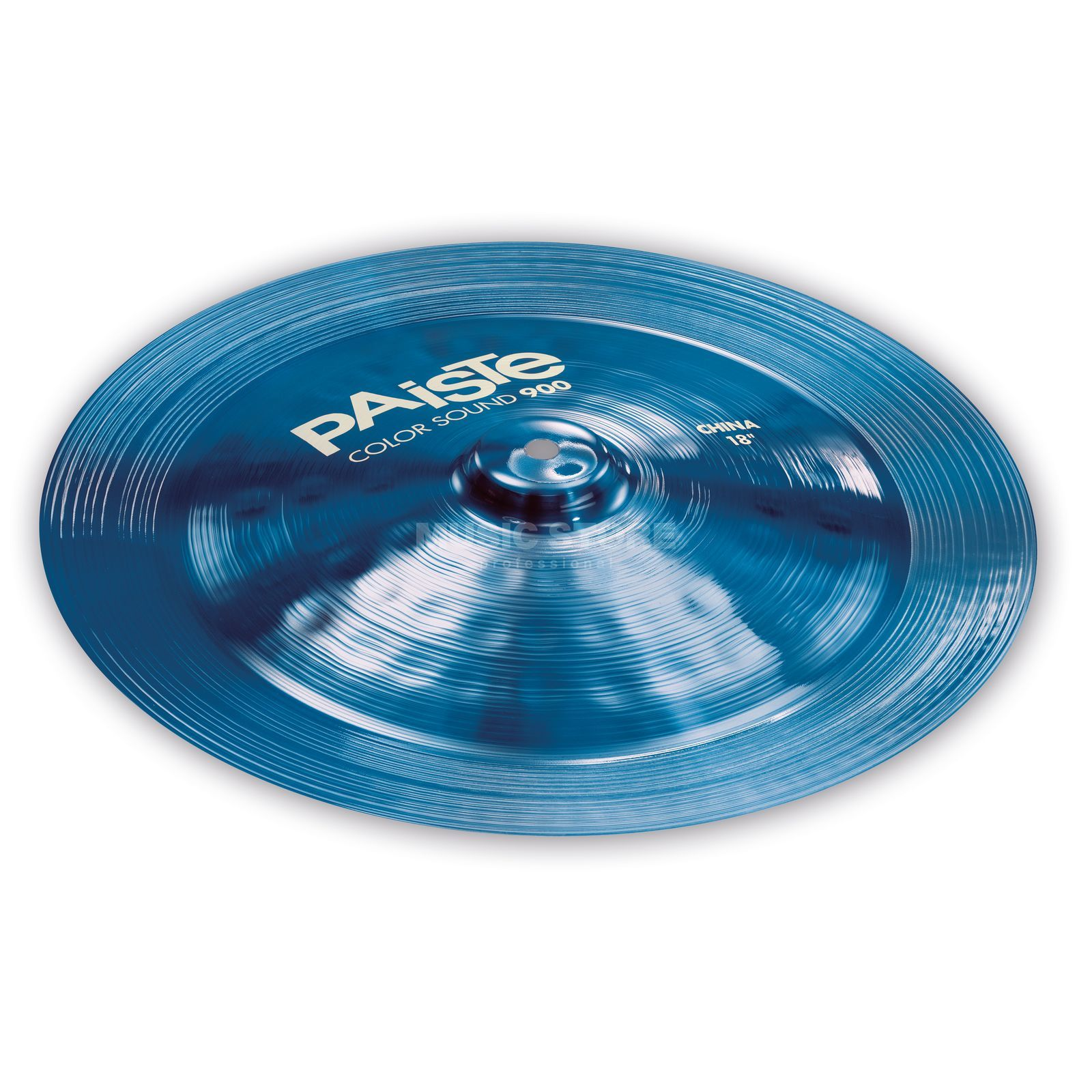 "Paiste CS 900 China 18"" Color Sound Blue Product Image"