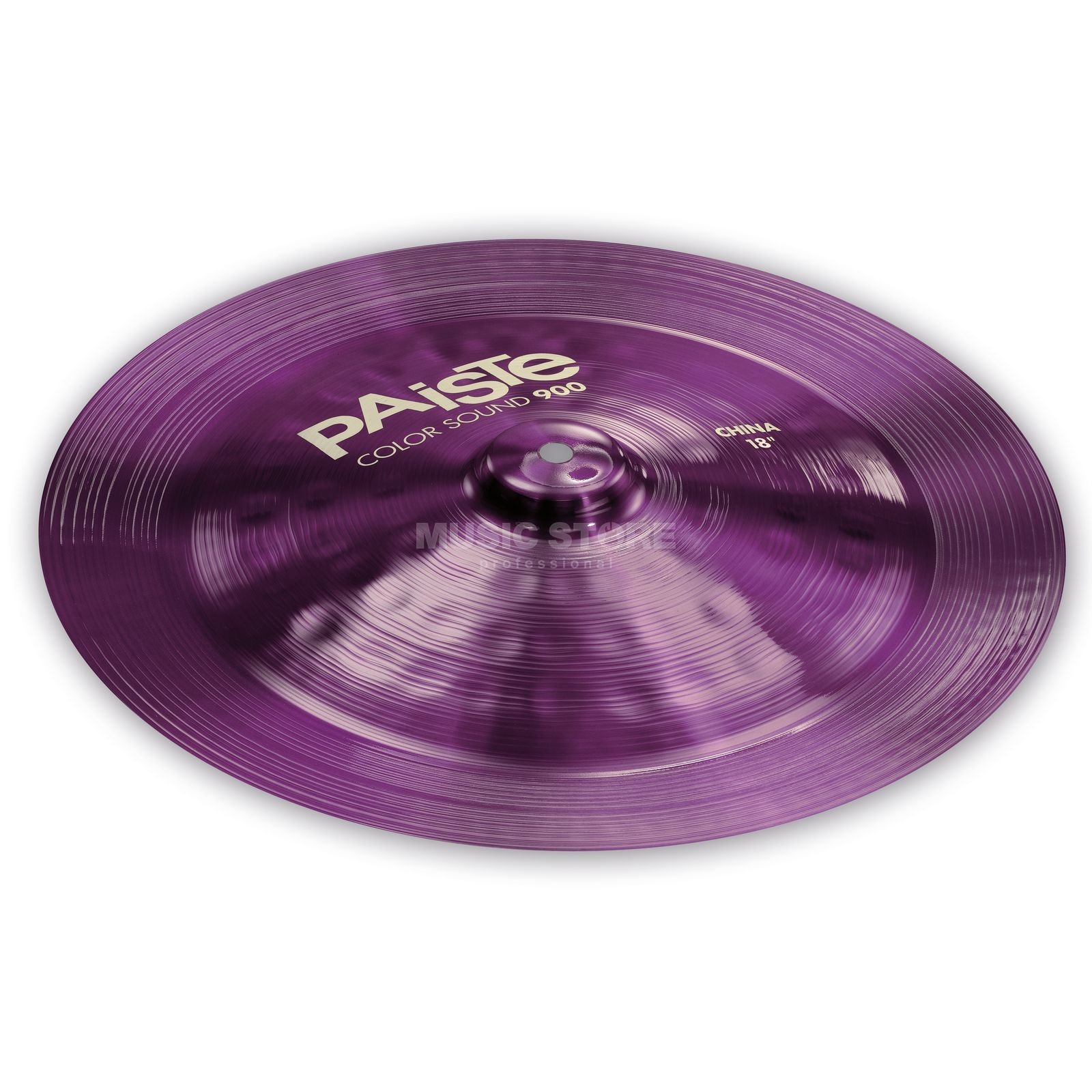 "Paiste CS 900 China 18"" Color Sound Purple Produktbild"