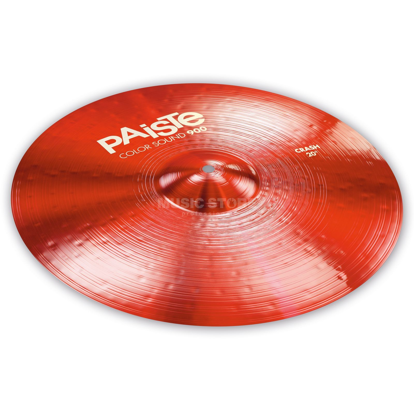 "Paiste CS 900 Crash 20"" Color Sound Red Produktbild"