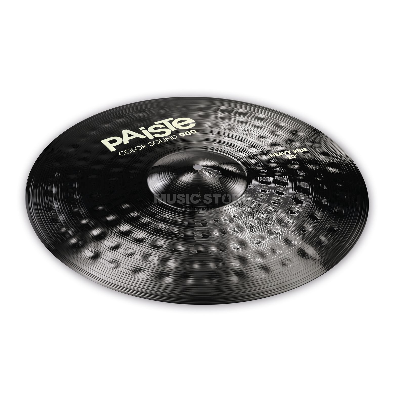 "Paiste CS 900 Heavy Ride 20"" Color Sound Black Immagine prodotto"