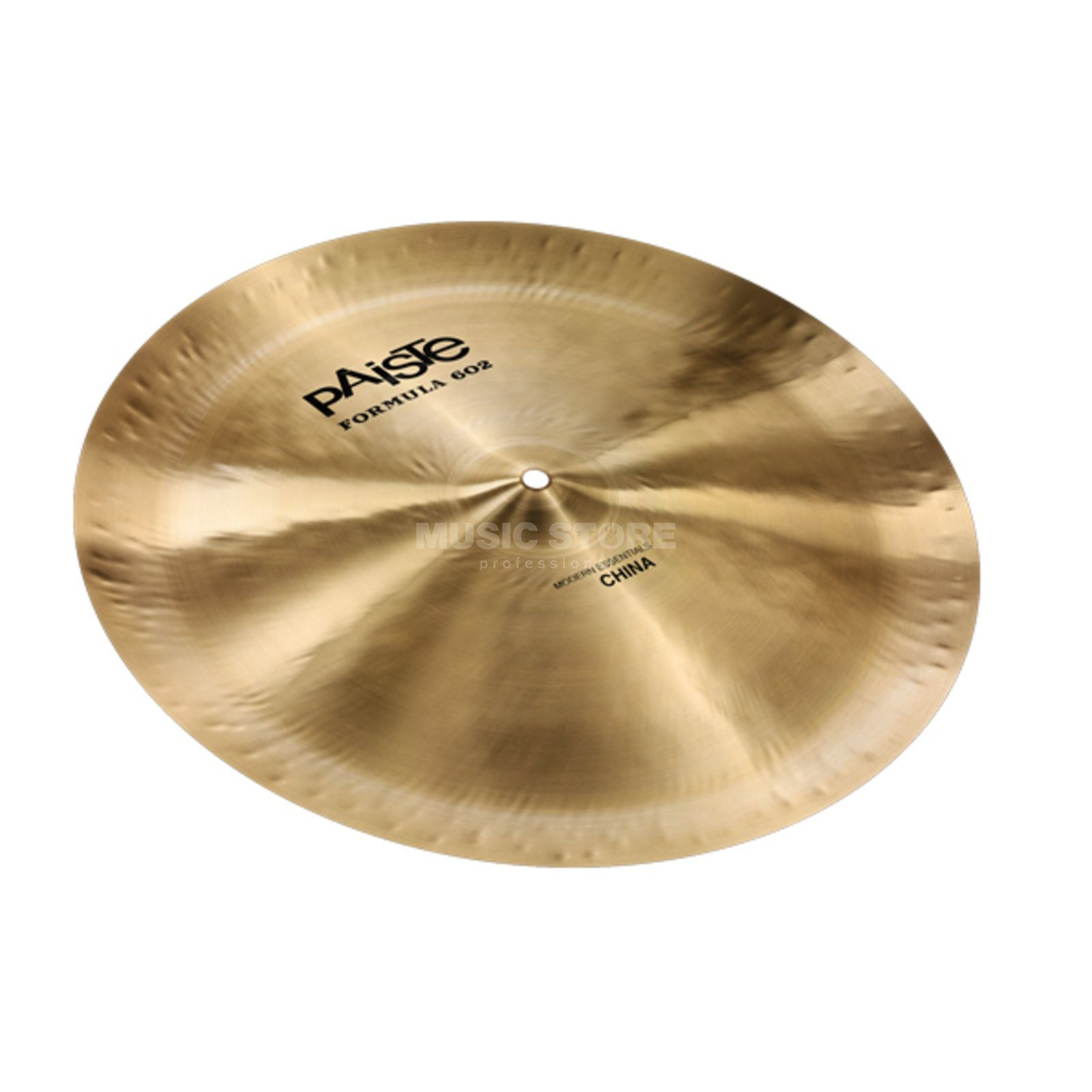 "Paiste Formula 602 China 22"", Morn Essentials Produktbillede"