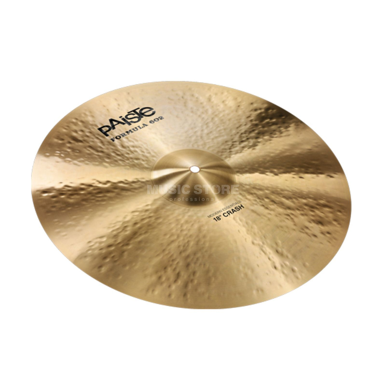 "Paiste Formula 602 Crash 18"", Morn Essentials Produktbillede"