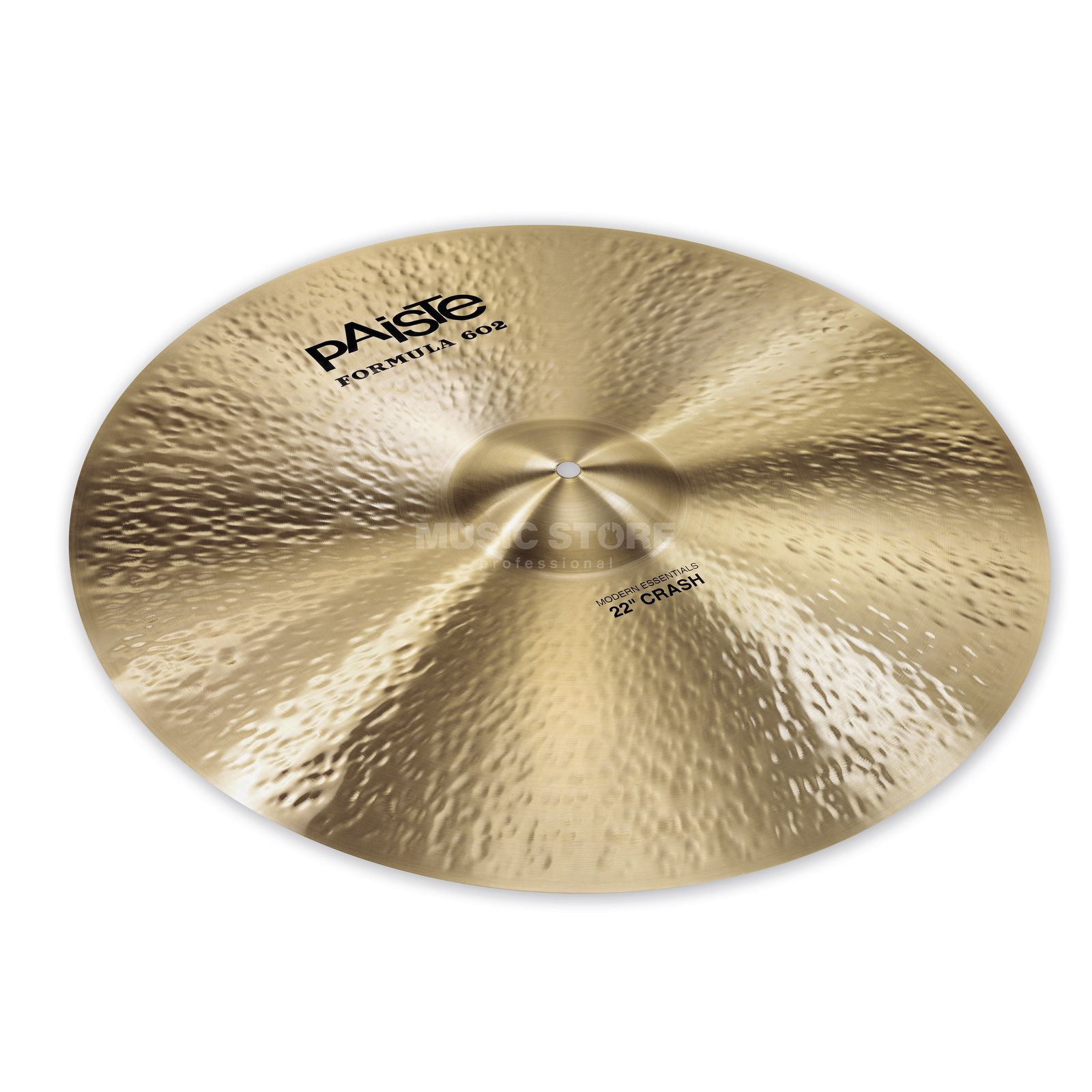 "Paiste Formula 602 Crash, 22"", Modern Essentials Product Image"