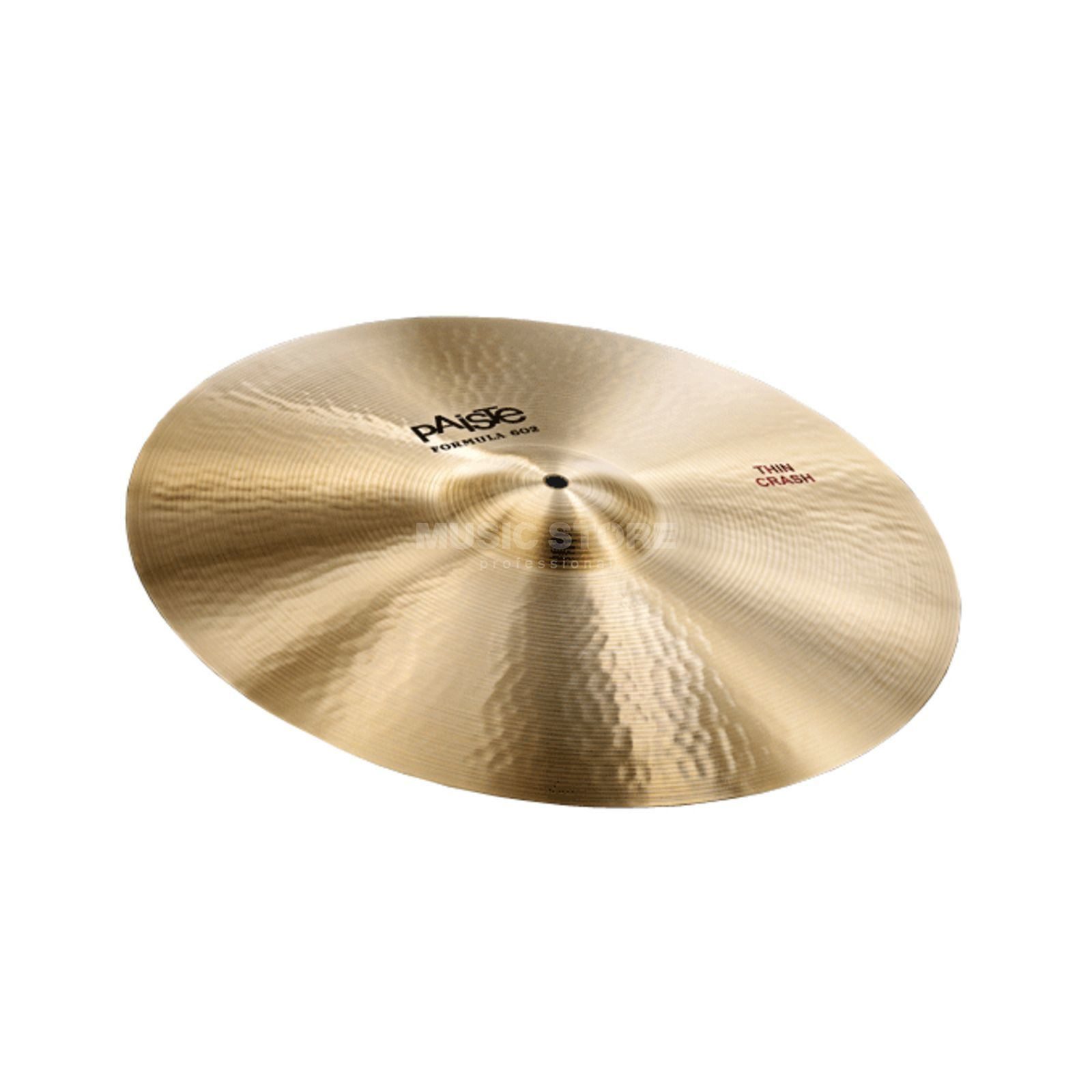 "Paiste Formula 602 Thin Crash 20"",  Produktbild"
