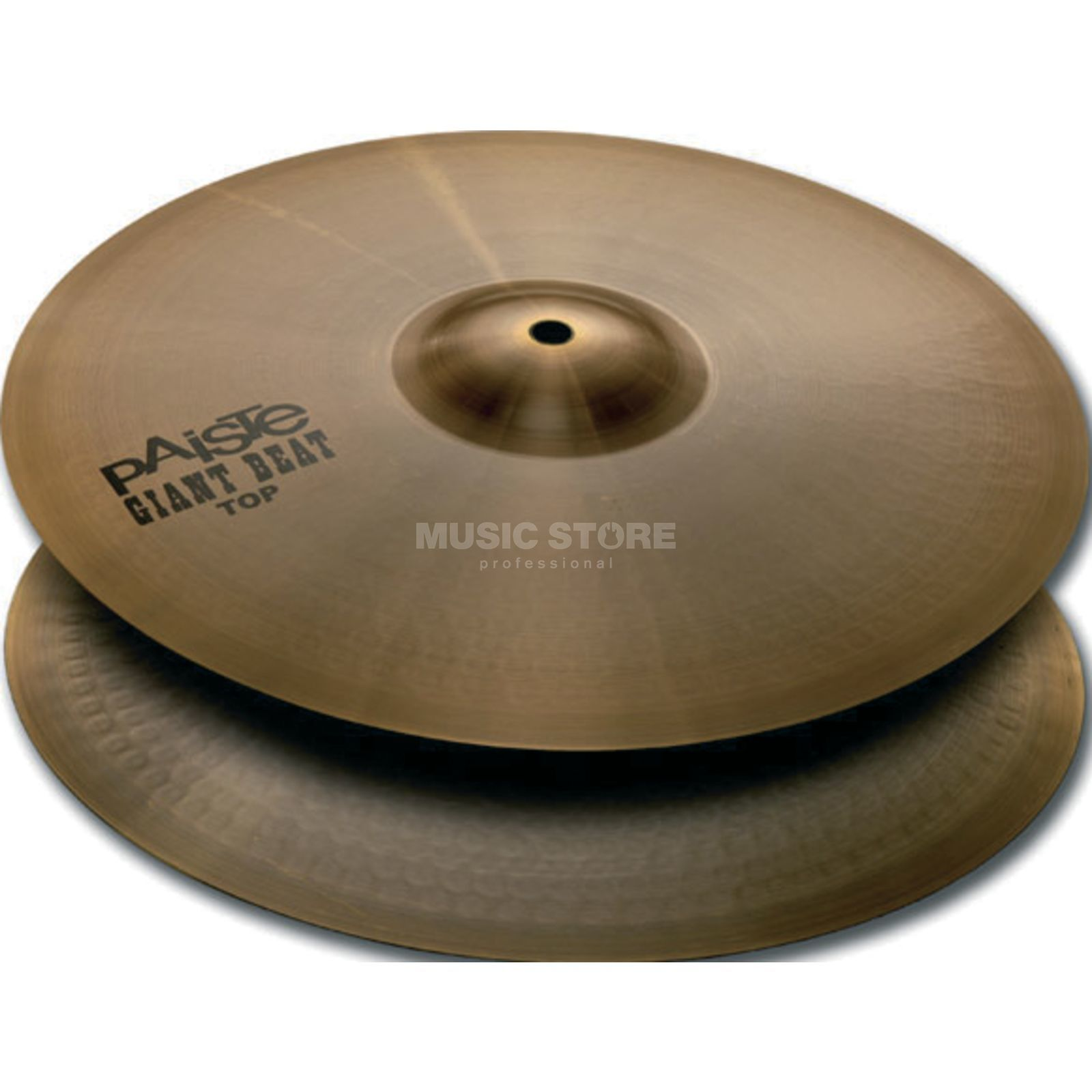 "Paiste Giant Beat HiHat 15""  Product Image"