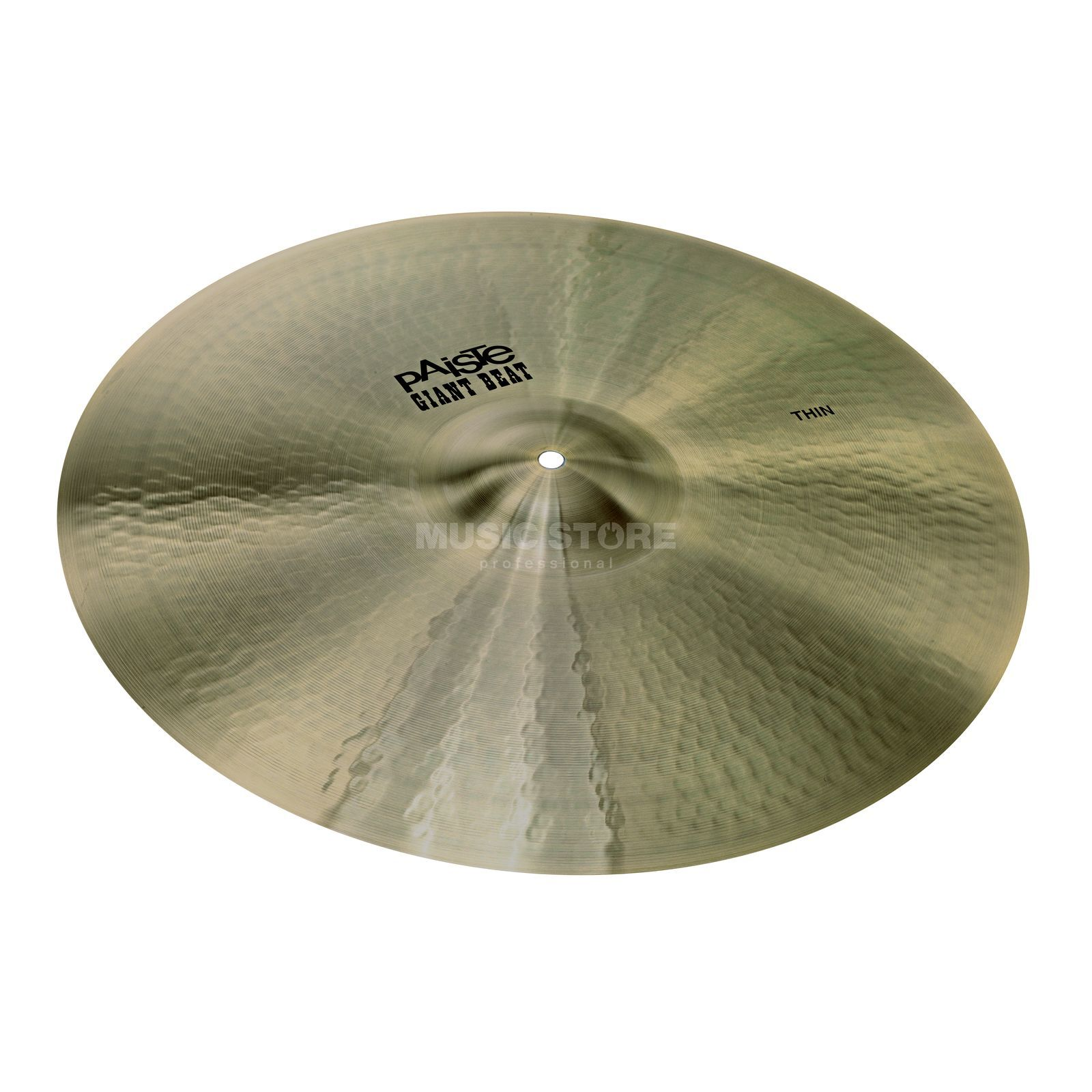 "Paiste Giant Beat Thin Crash 18""  Produktbillede"