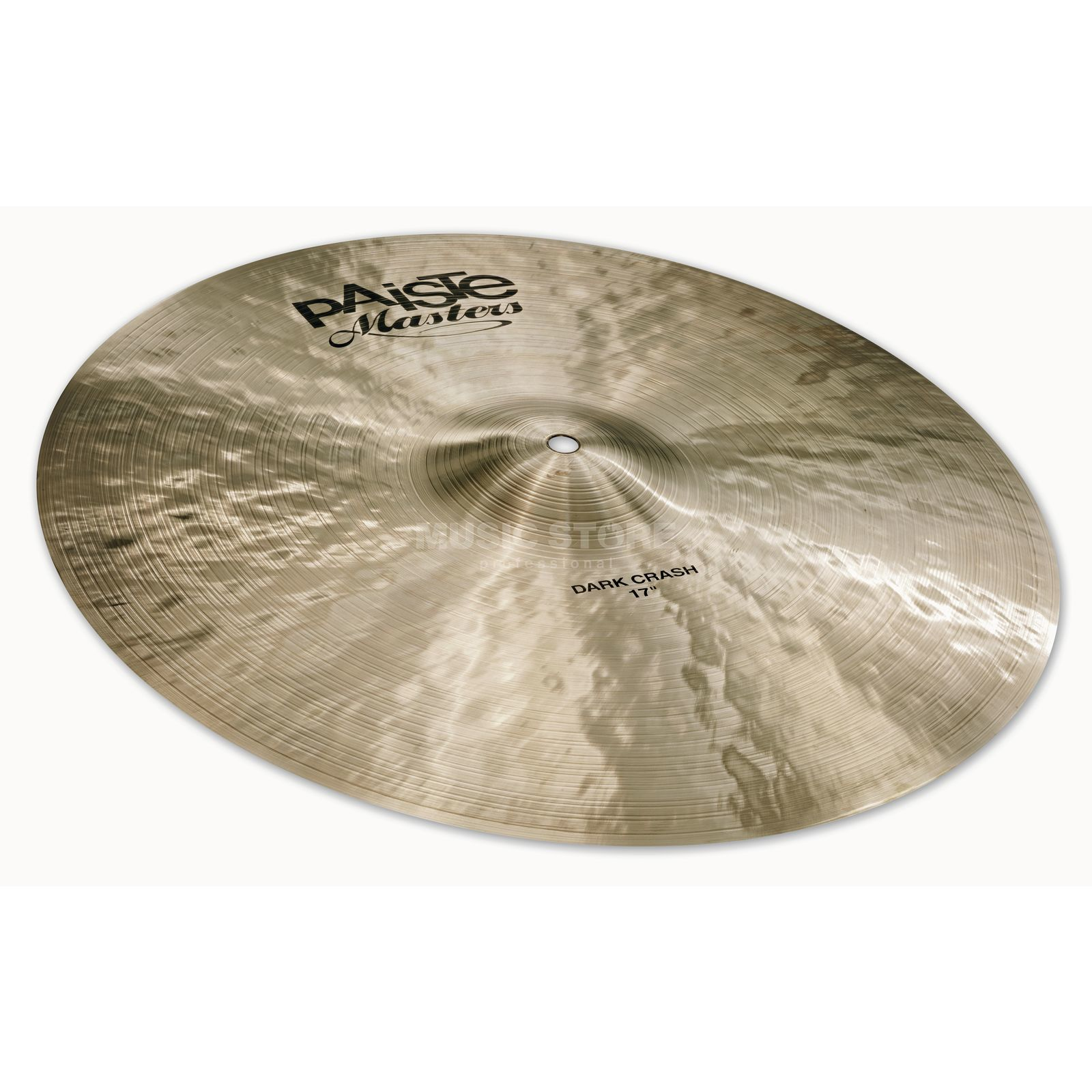 "Paiste Masters Dark Crash 17"" Product Image"