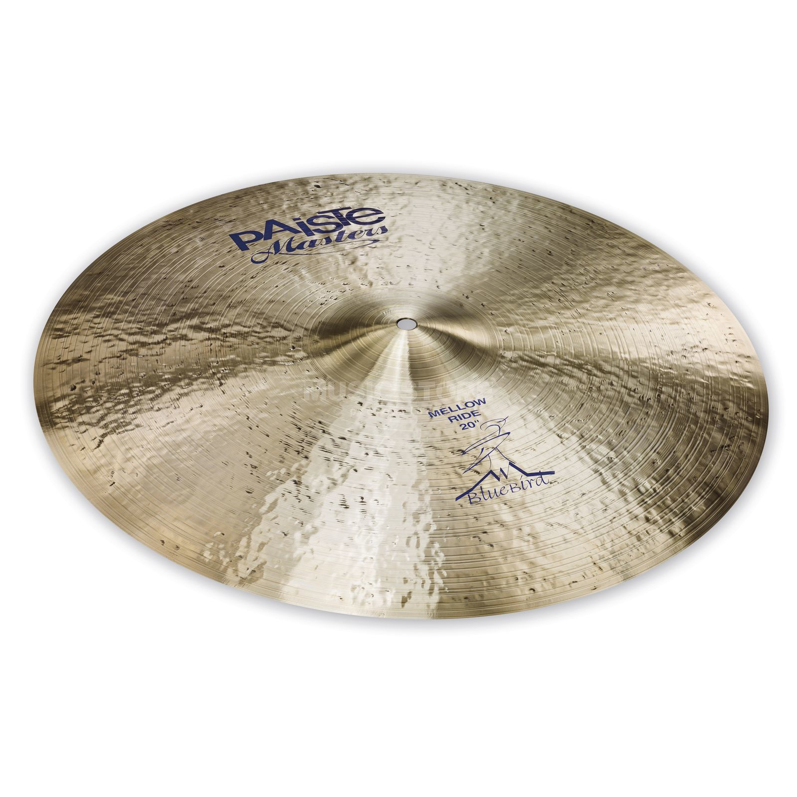 "Paiste Masters Mellow Blue Bird, 20"" Ride Product Image"